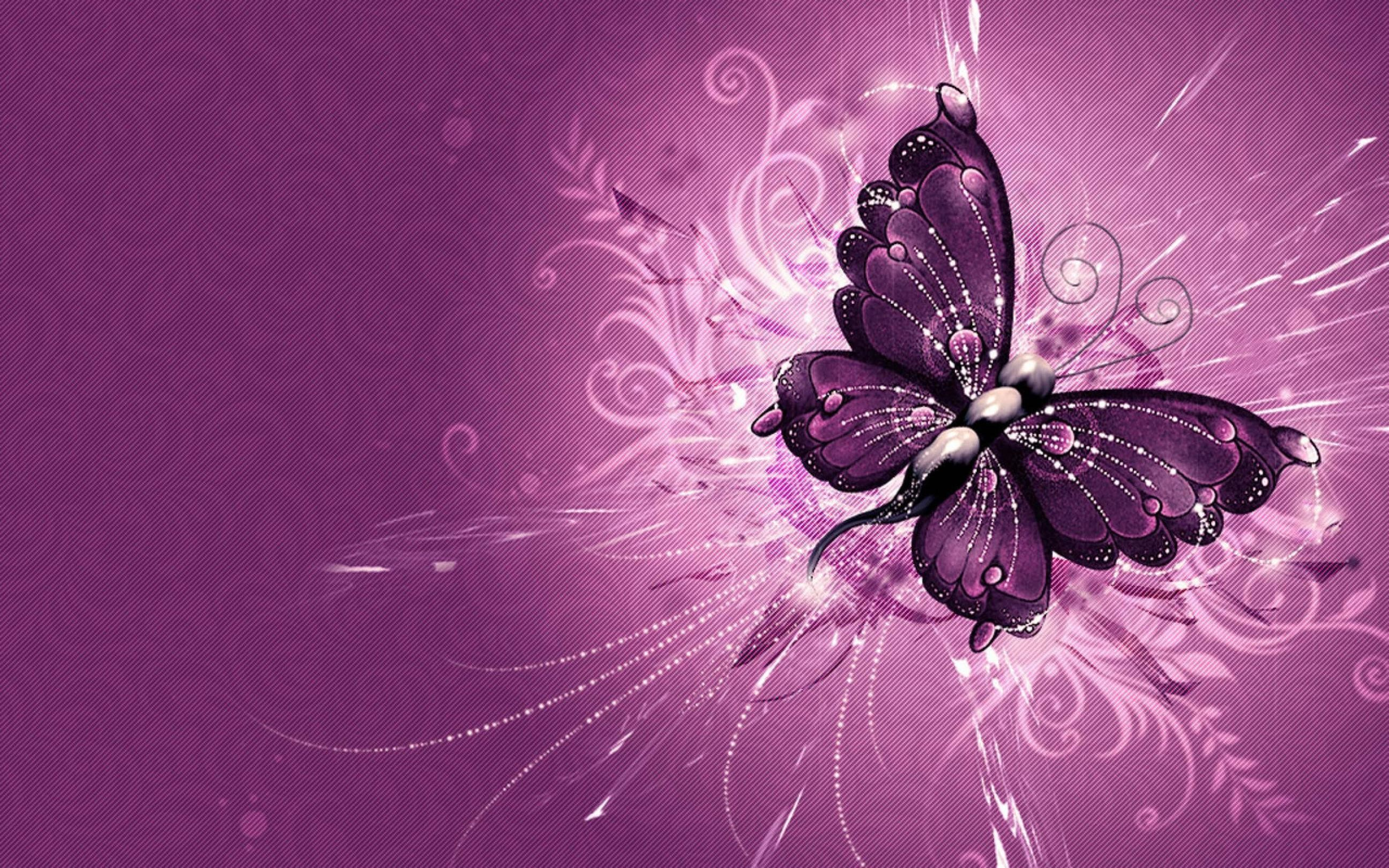 2592x1620 Purple Butterfly Wallpapers - Full HD wallpaper search
