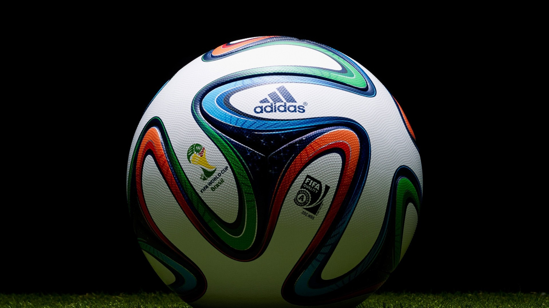 1920x1080 Preview wallpaper brazuca, 2014, world cup, adidas, ball, football