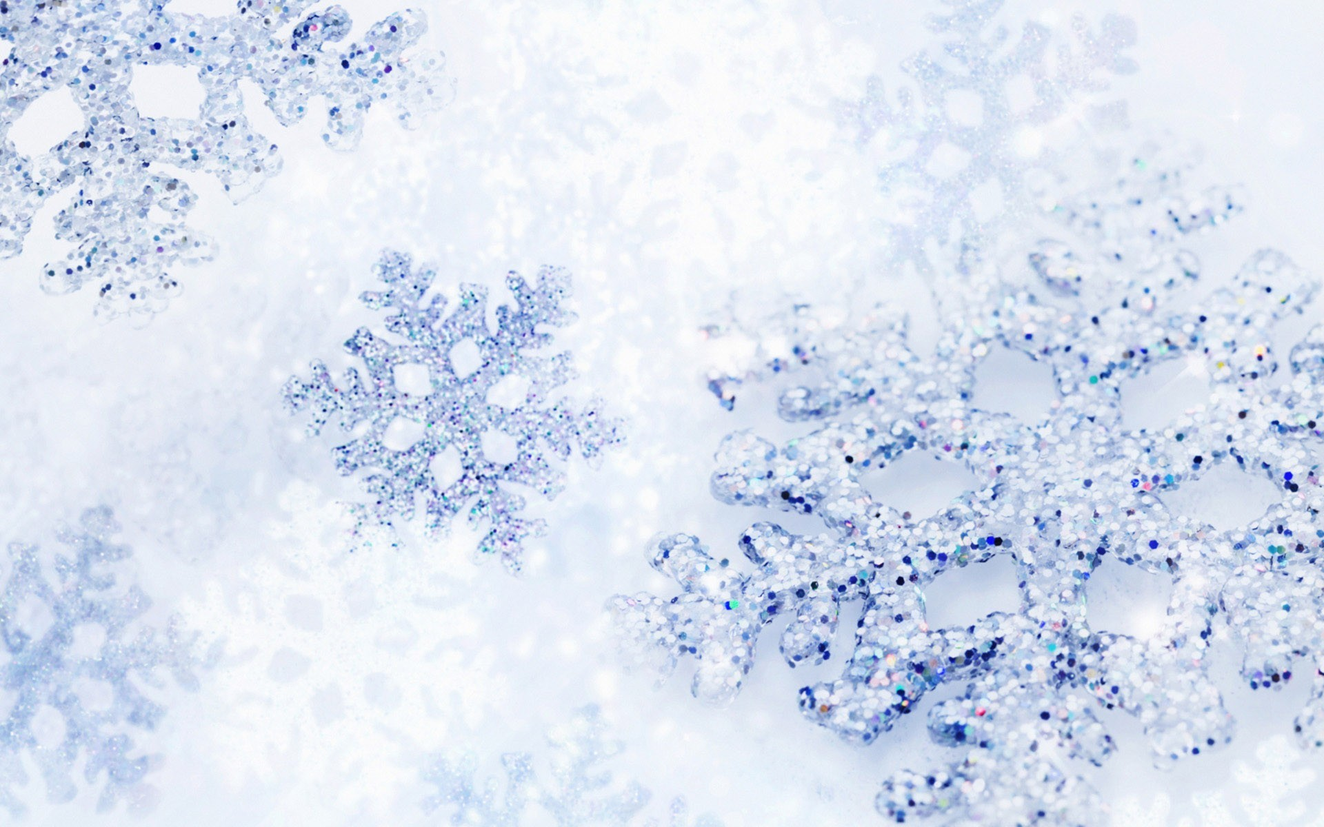1920x1200 Christmas Snow Background for Wallpaper px