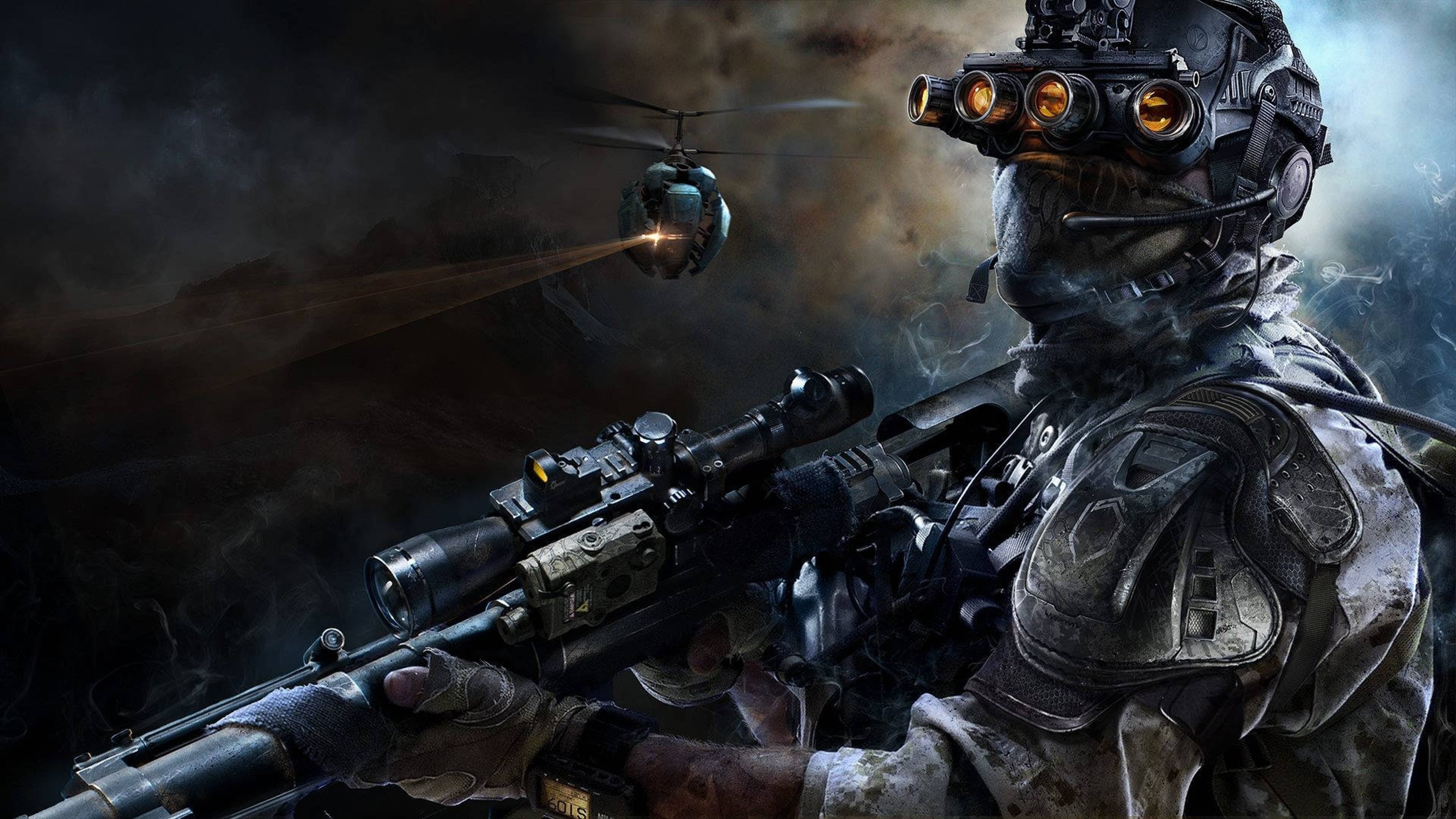 3840x2160 1920x1080 SWAT Wallpaper by Krizved SWAT Wallpaper by Krizved