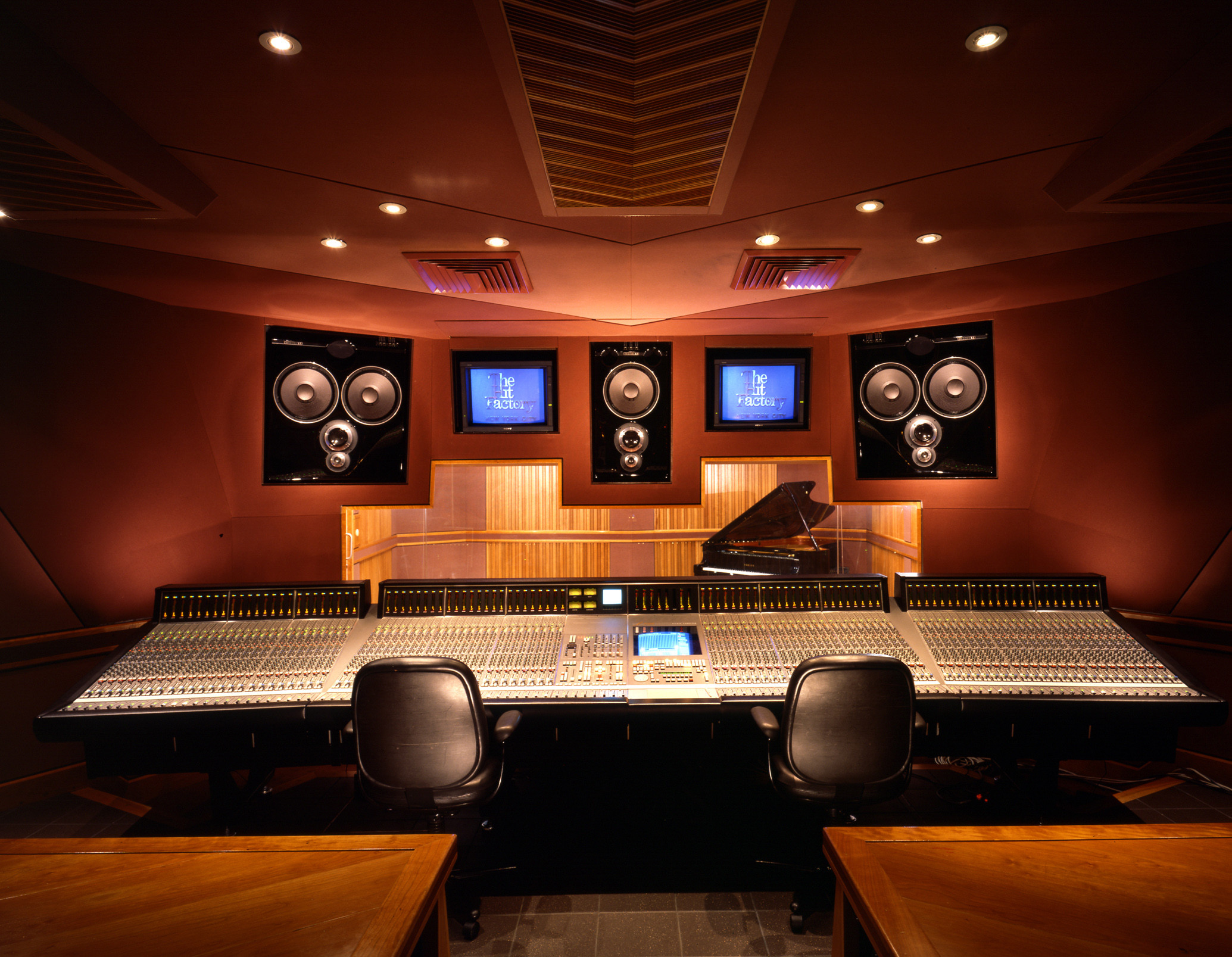2069x1607 The Hit Factory Recording Studio, New York, NY. The Hit Factory closed its  doors in 2005 due to the rise of digital home recording becoming much more  ...