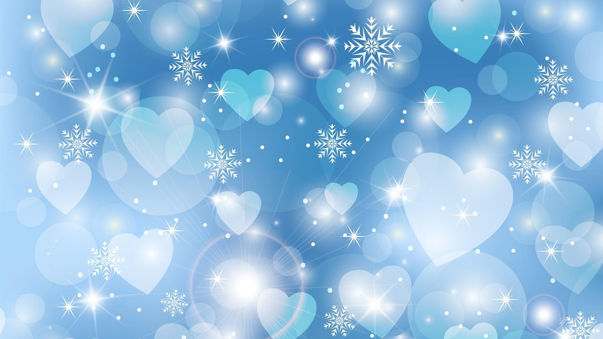 Previous Image Next Pics Photos Blue Heart Wallpaper