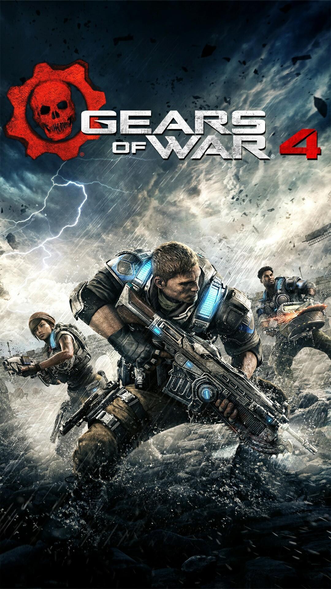 Gears of war 4 wallpapers 74 images - Wallpaper gears of war 4 ...