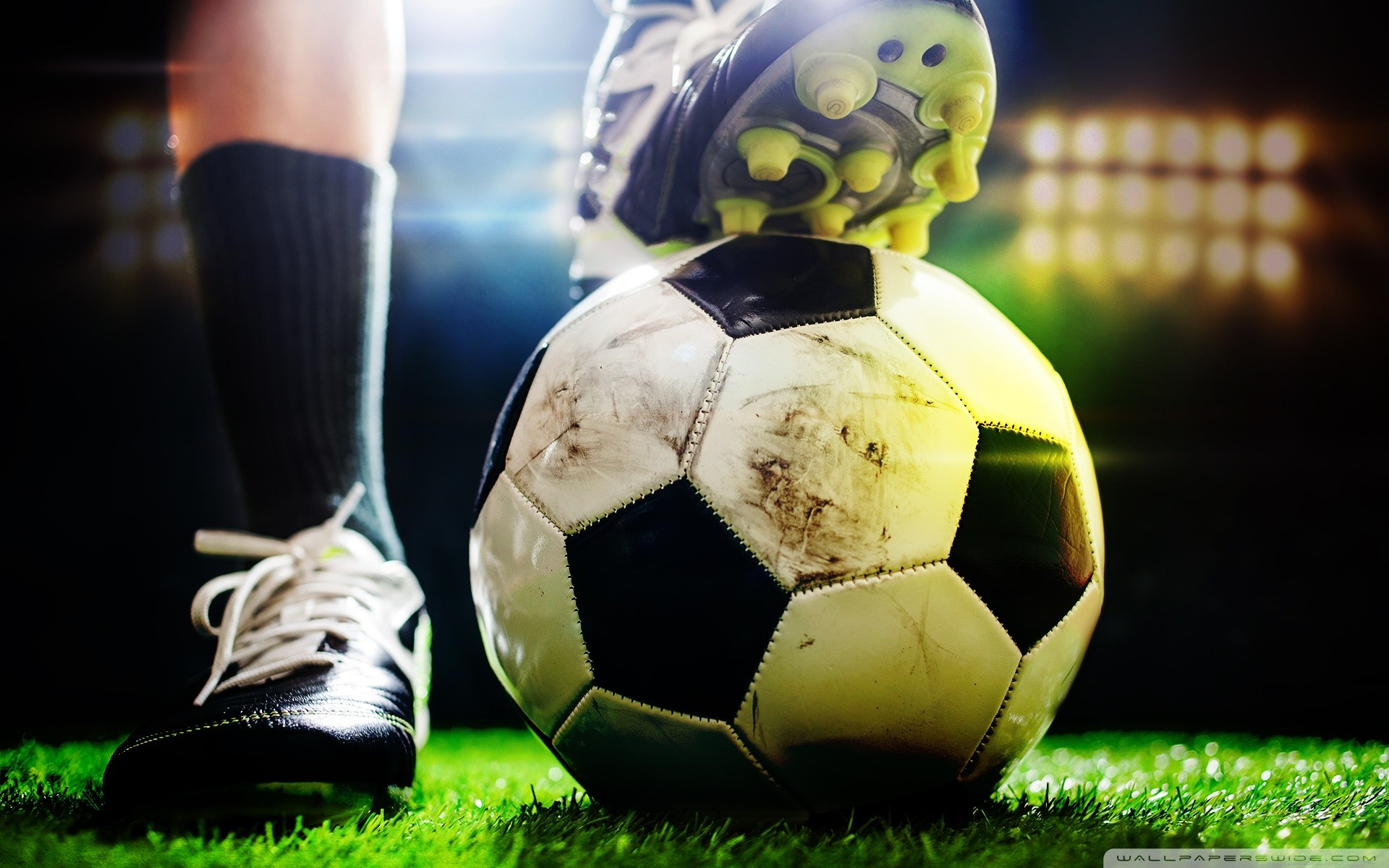 Goal Blue Football Wallpaper: Soccer Desktop Backgrounds (62+ Images