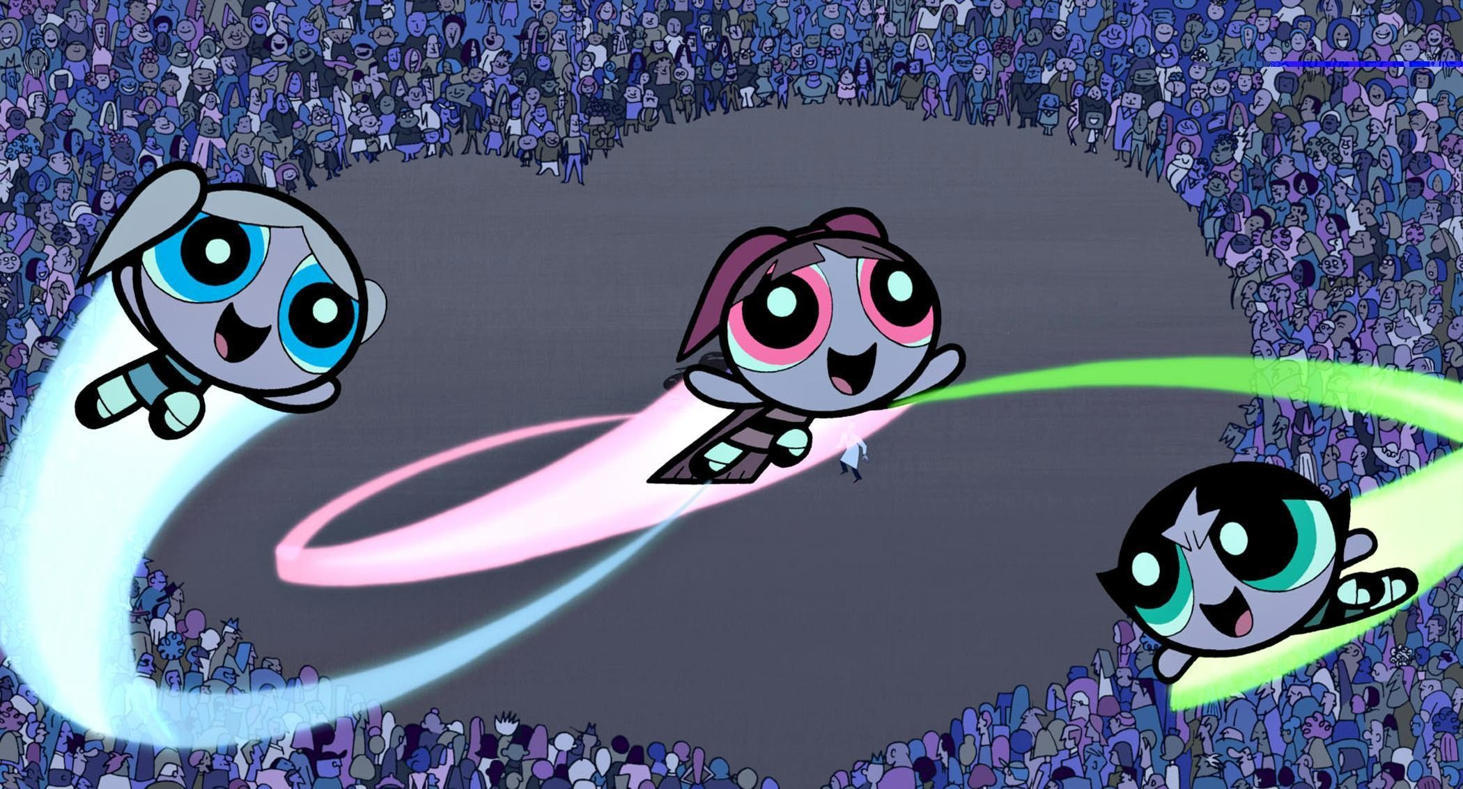 The Powerpuff Girls Wallpapers (69+ Images