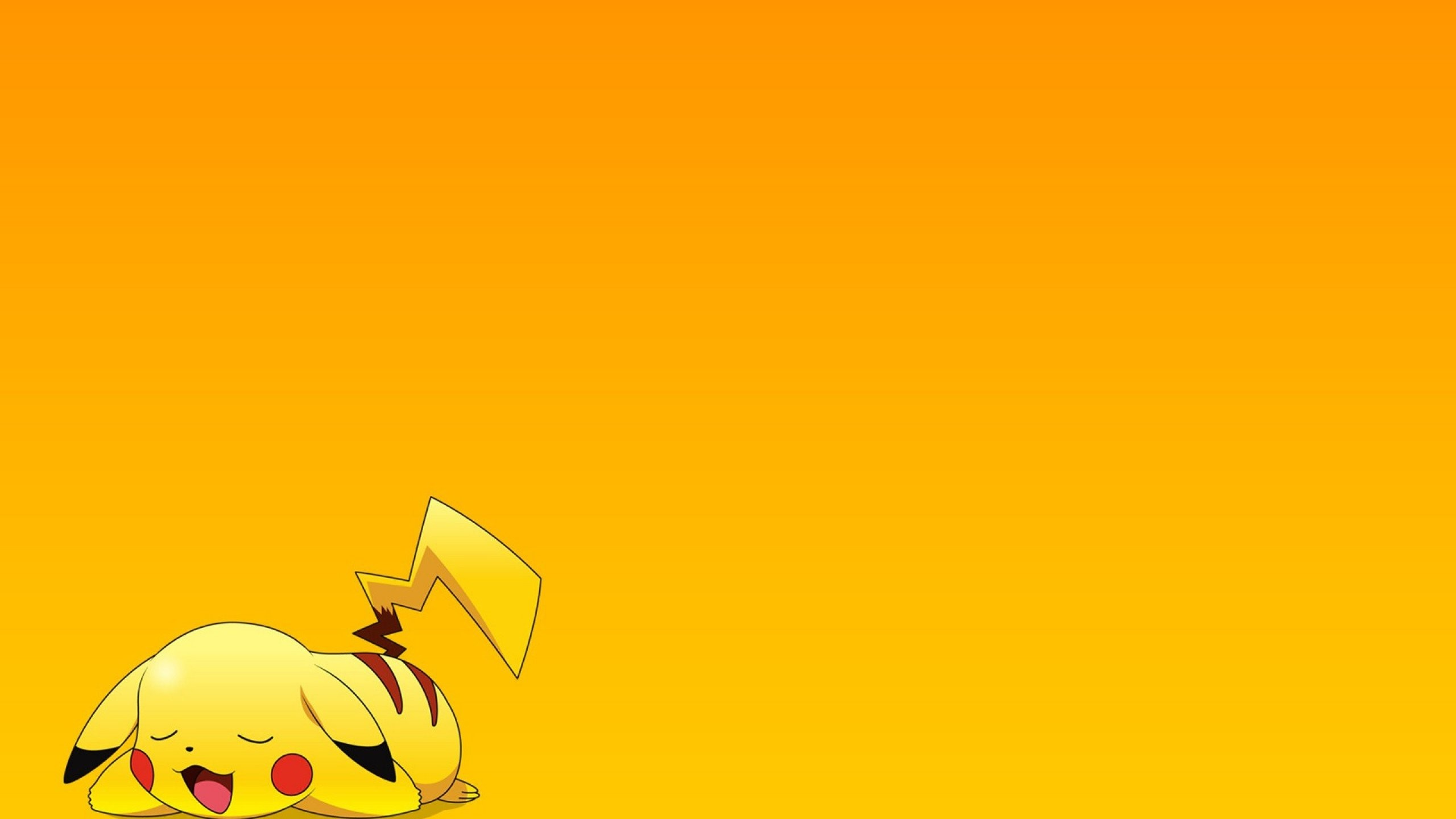 2560x1440 Pikachu HD Wallpapers Backgrounds Wallpaper