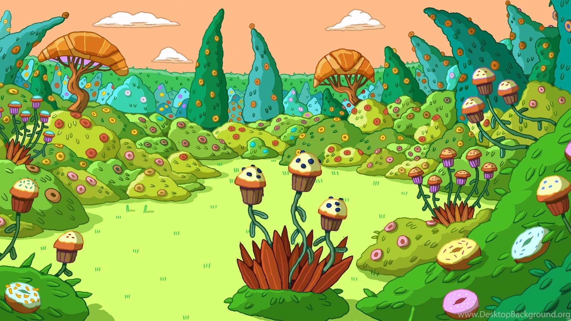 Adventure Time Desktop Background (86+ images)