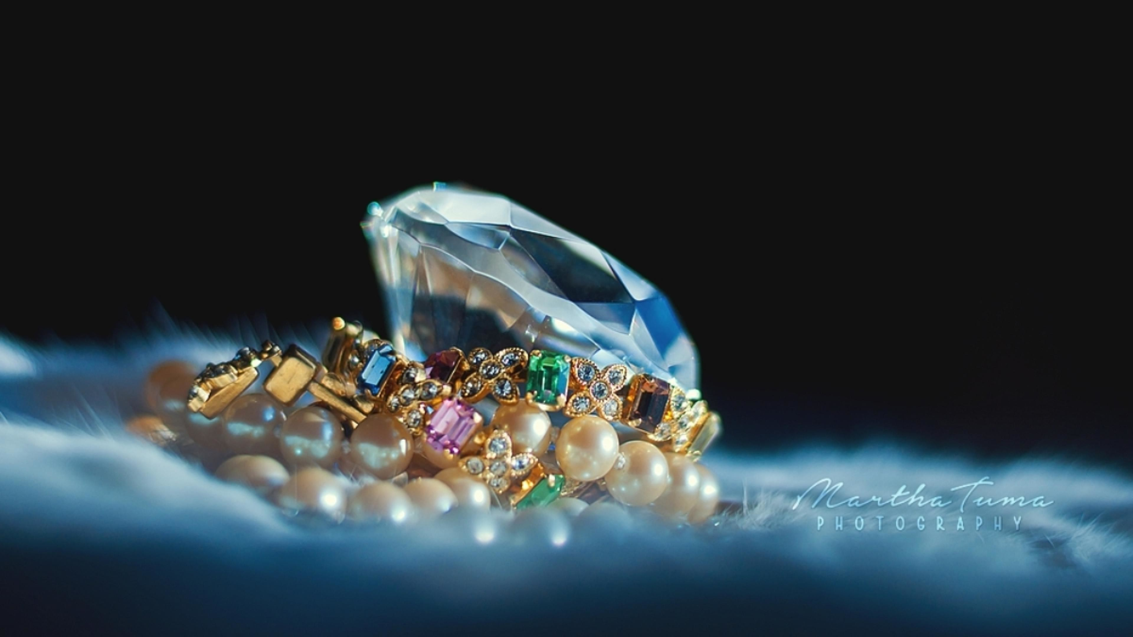 Diamonds And Pearls Wallpaper 56 Images