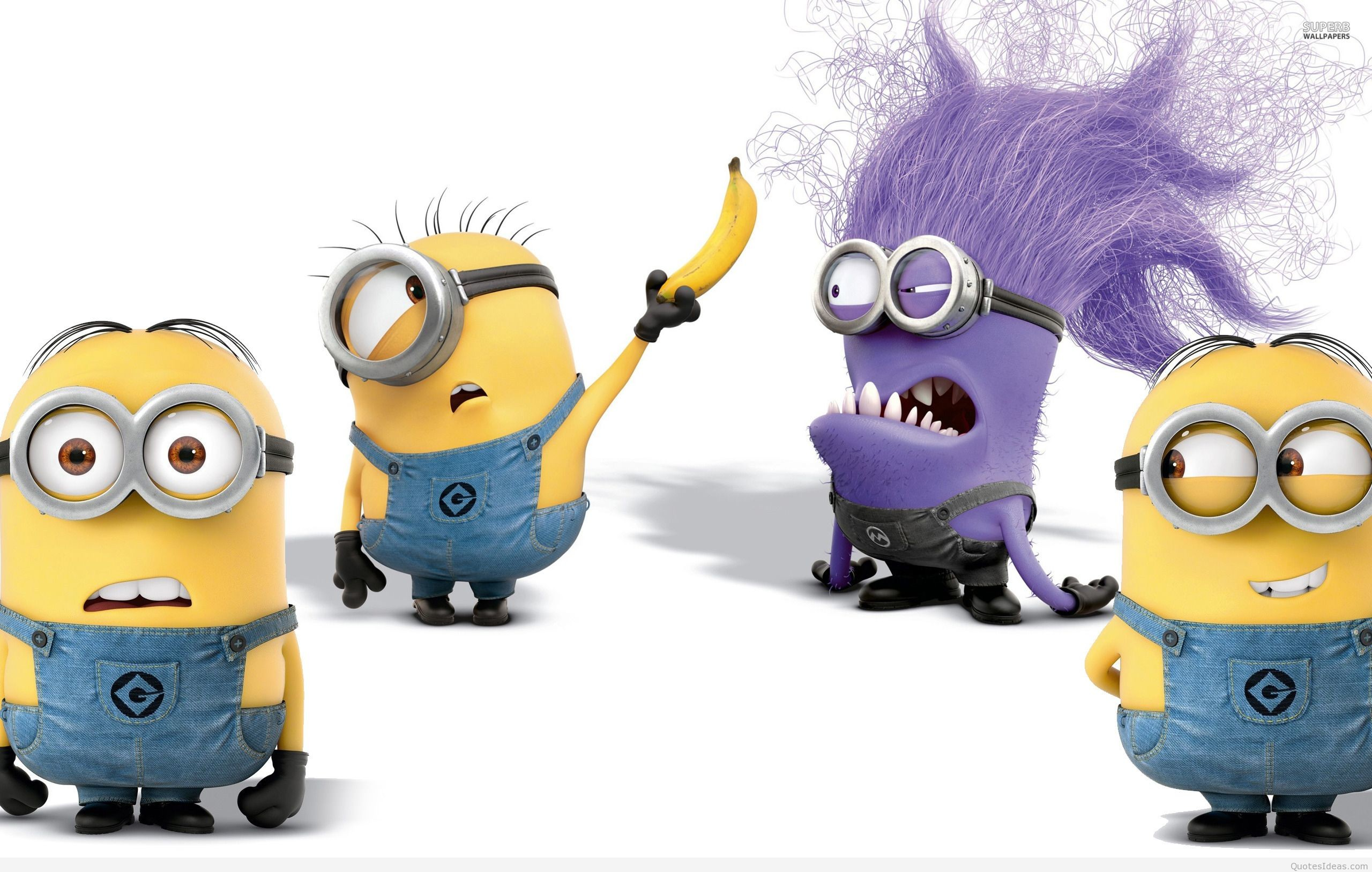 2560x1627 ... minions-despicable-me-2-wallpapers-funny-movie-images- ...