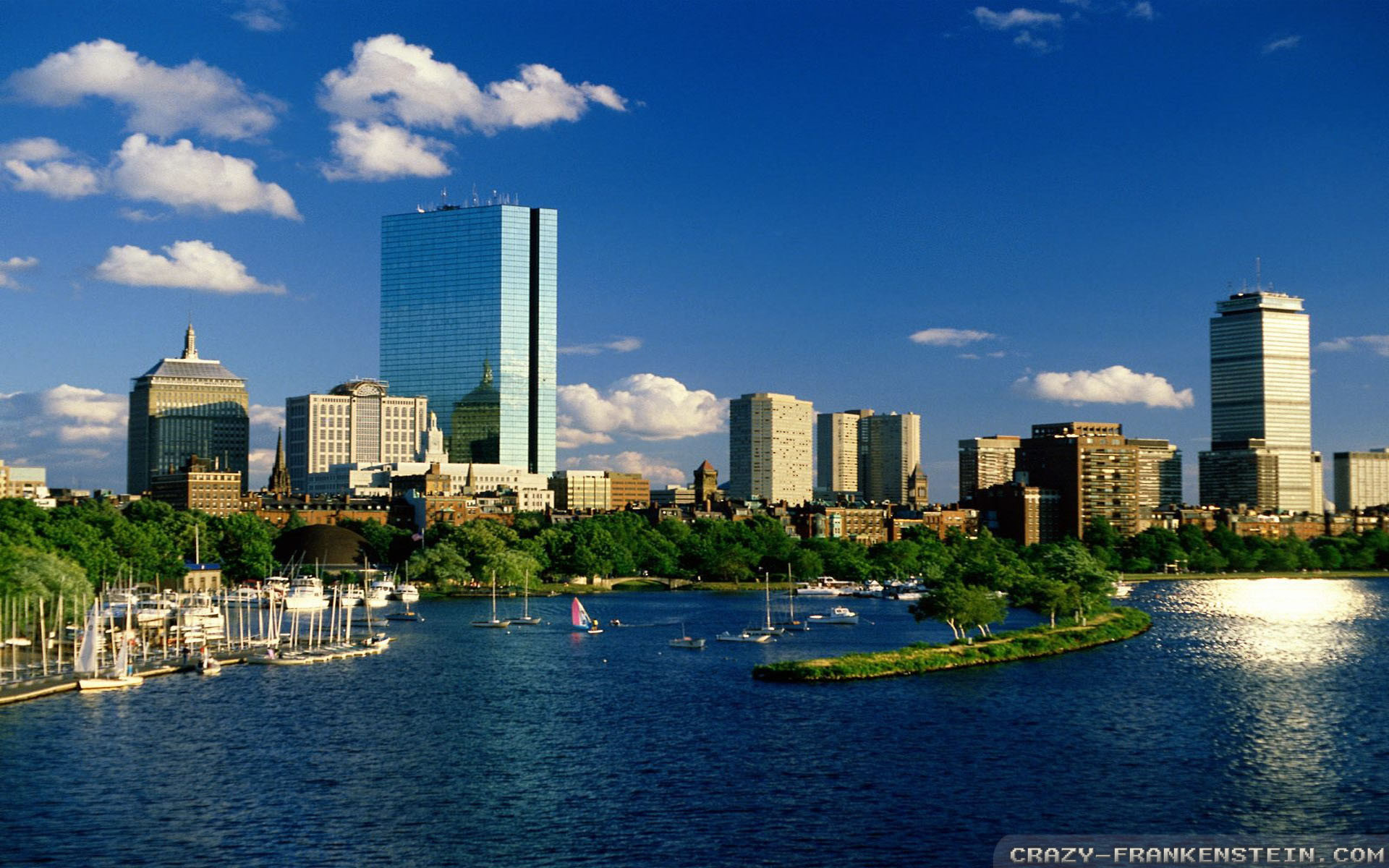 1920x1200 Boston Wallpaper
