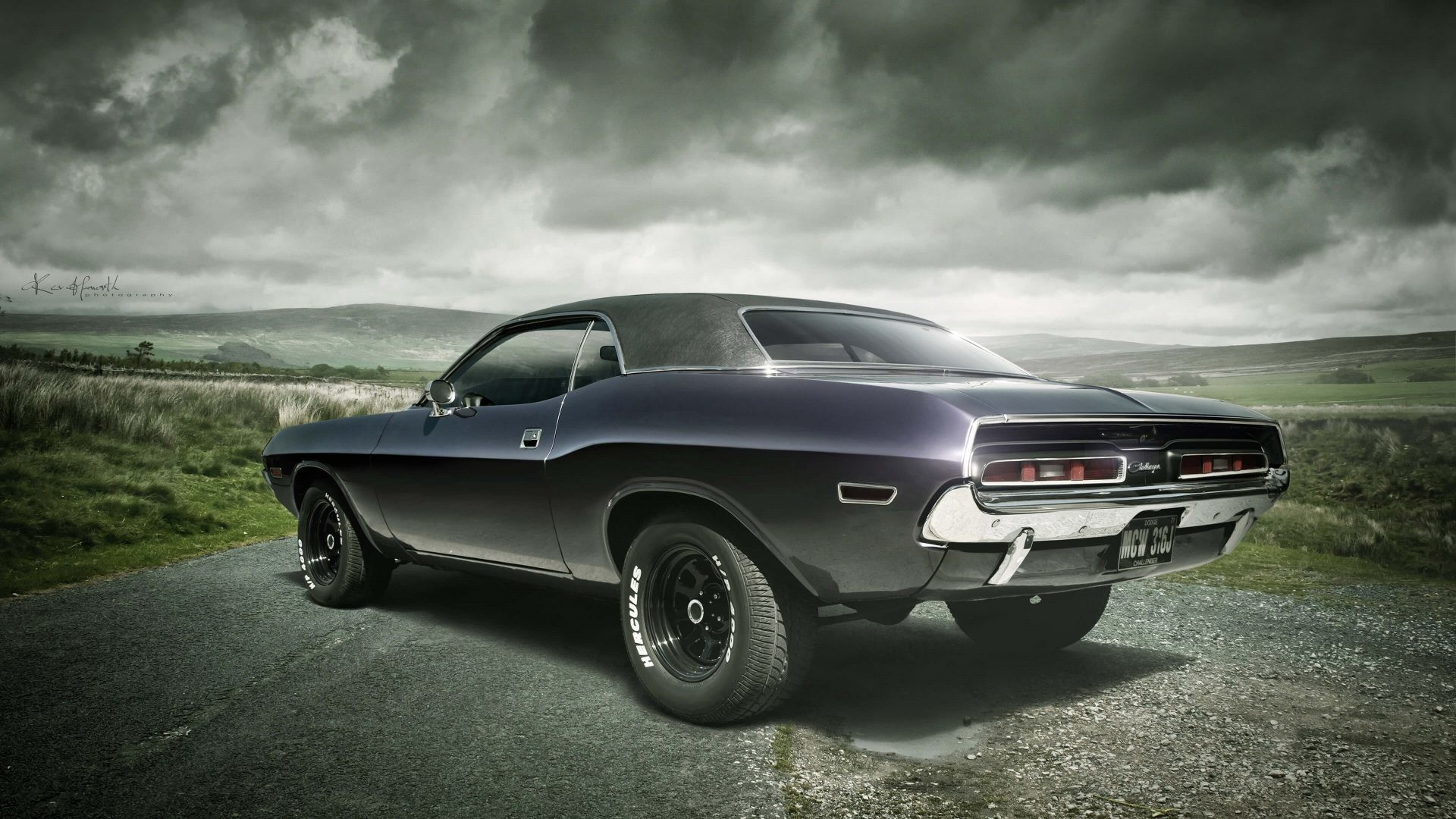 Muscle Cars In 1920x1080 Wallpapers (65+ Images