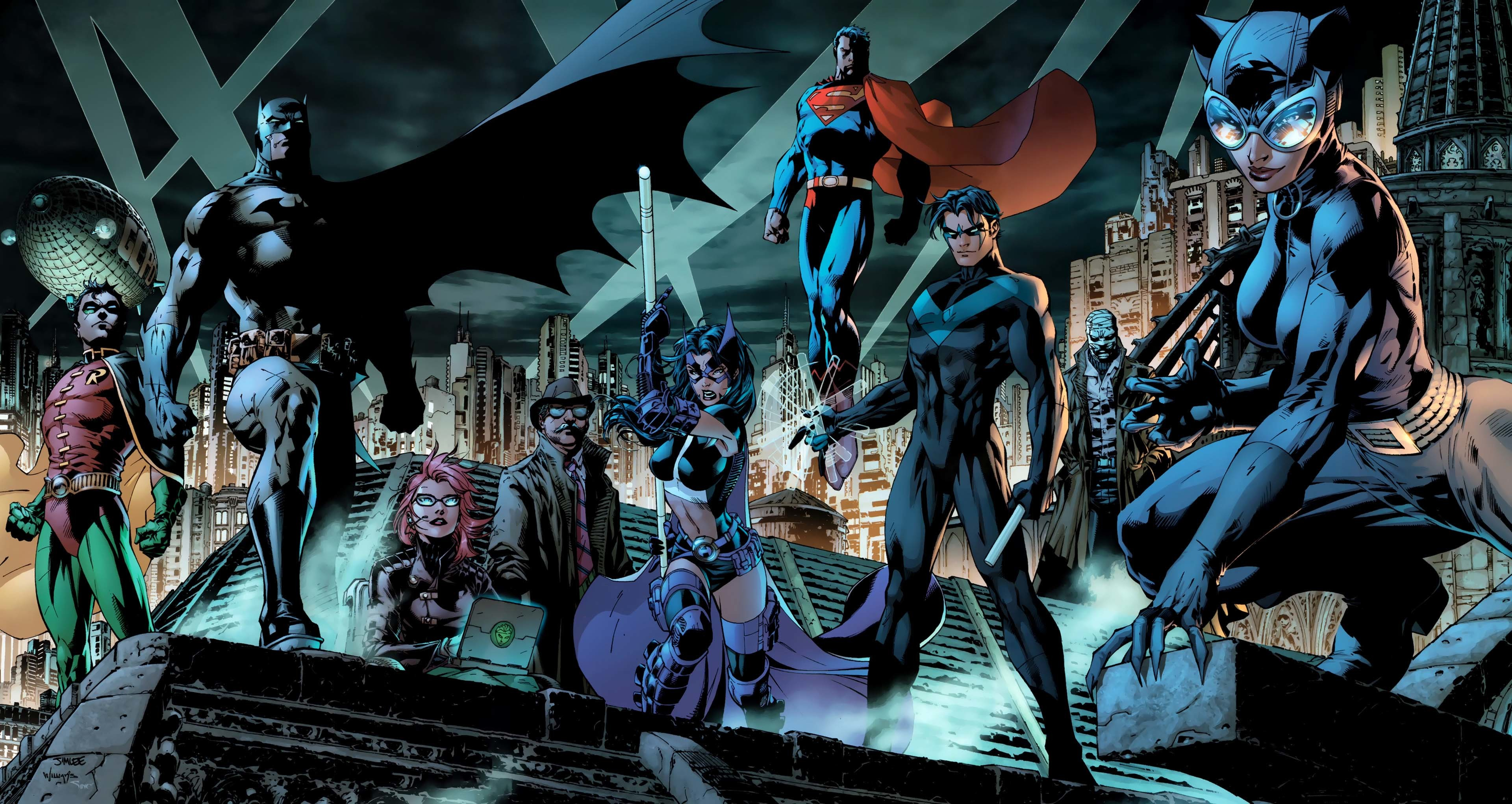 3840x2042 Images For > Batman Hush Logo Wallpaper