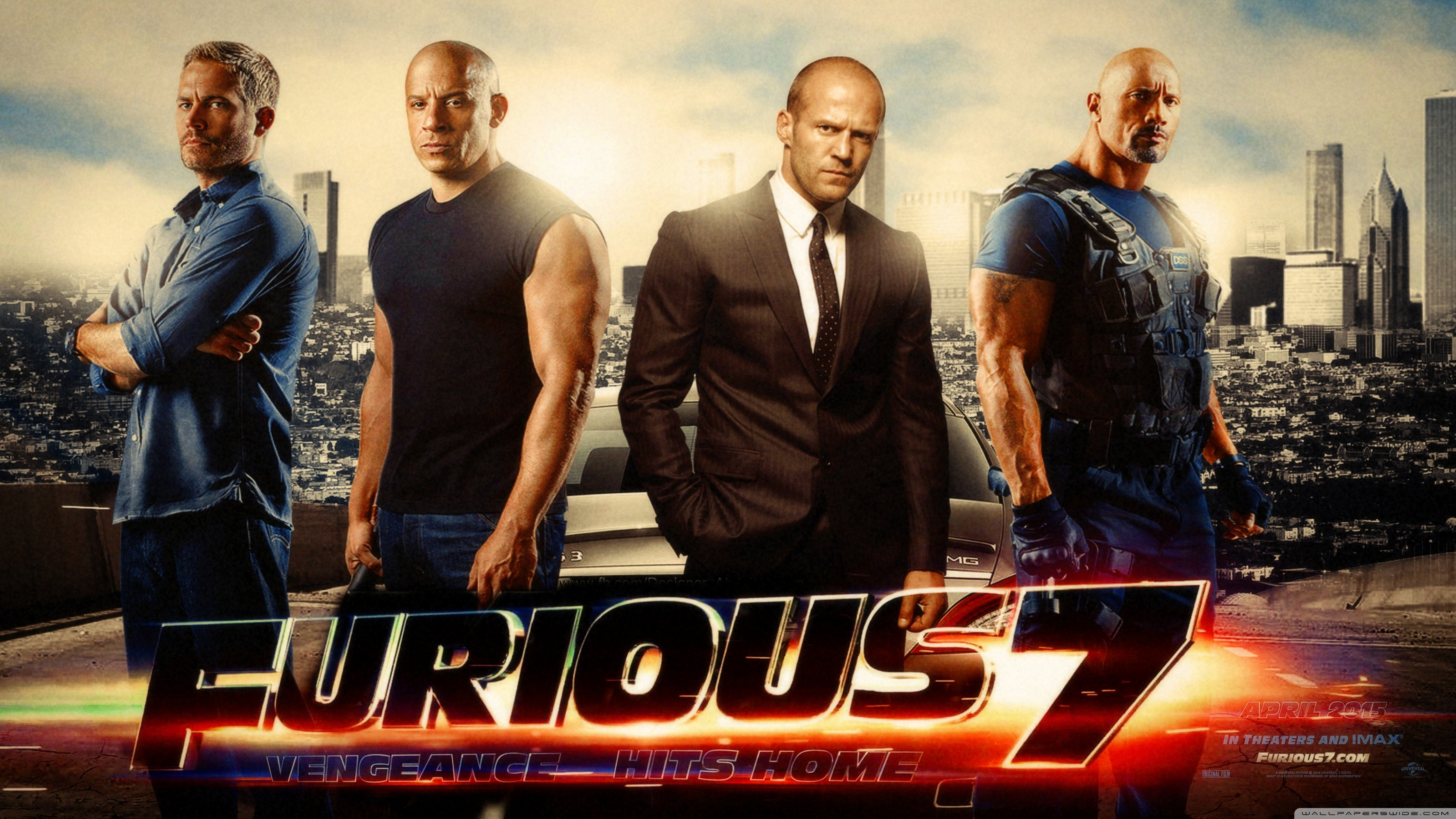 7 Fast And Furious