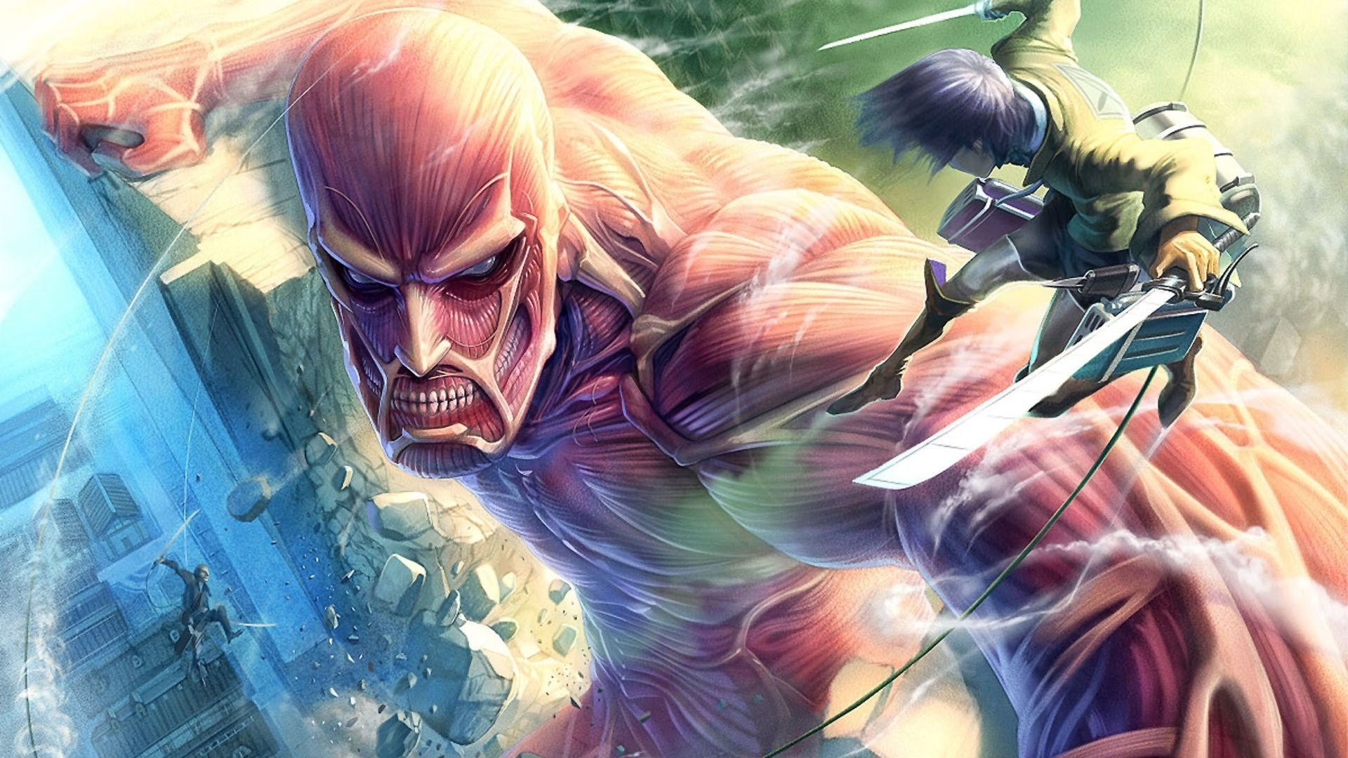 Anime fighting wallpaper 69 images - Epic anime pics ...