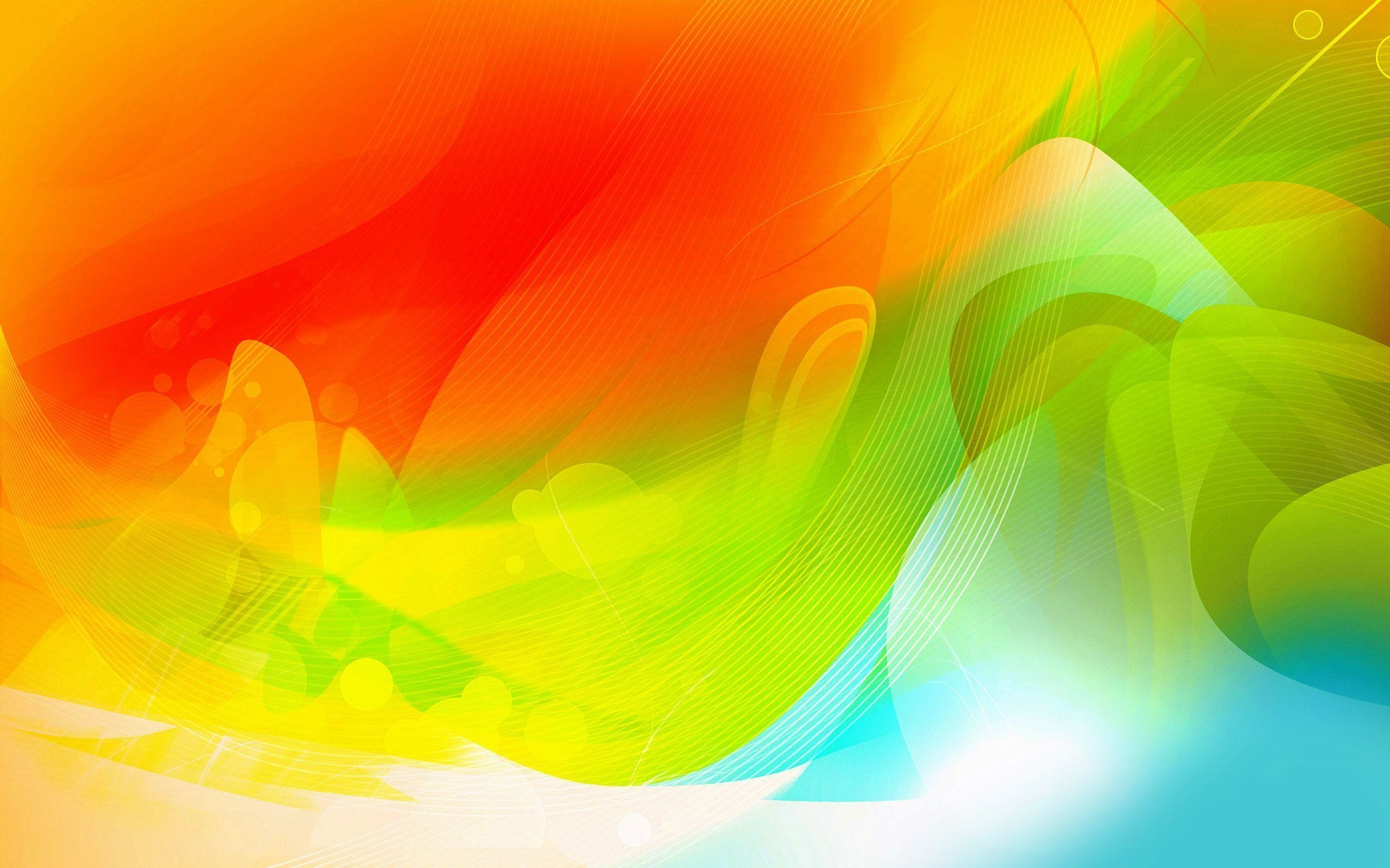 2560x1600 Wallpapers For > Rainbow Colored Paint Backgrounds