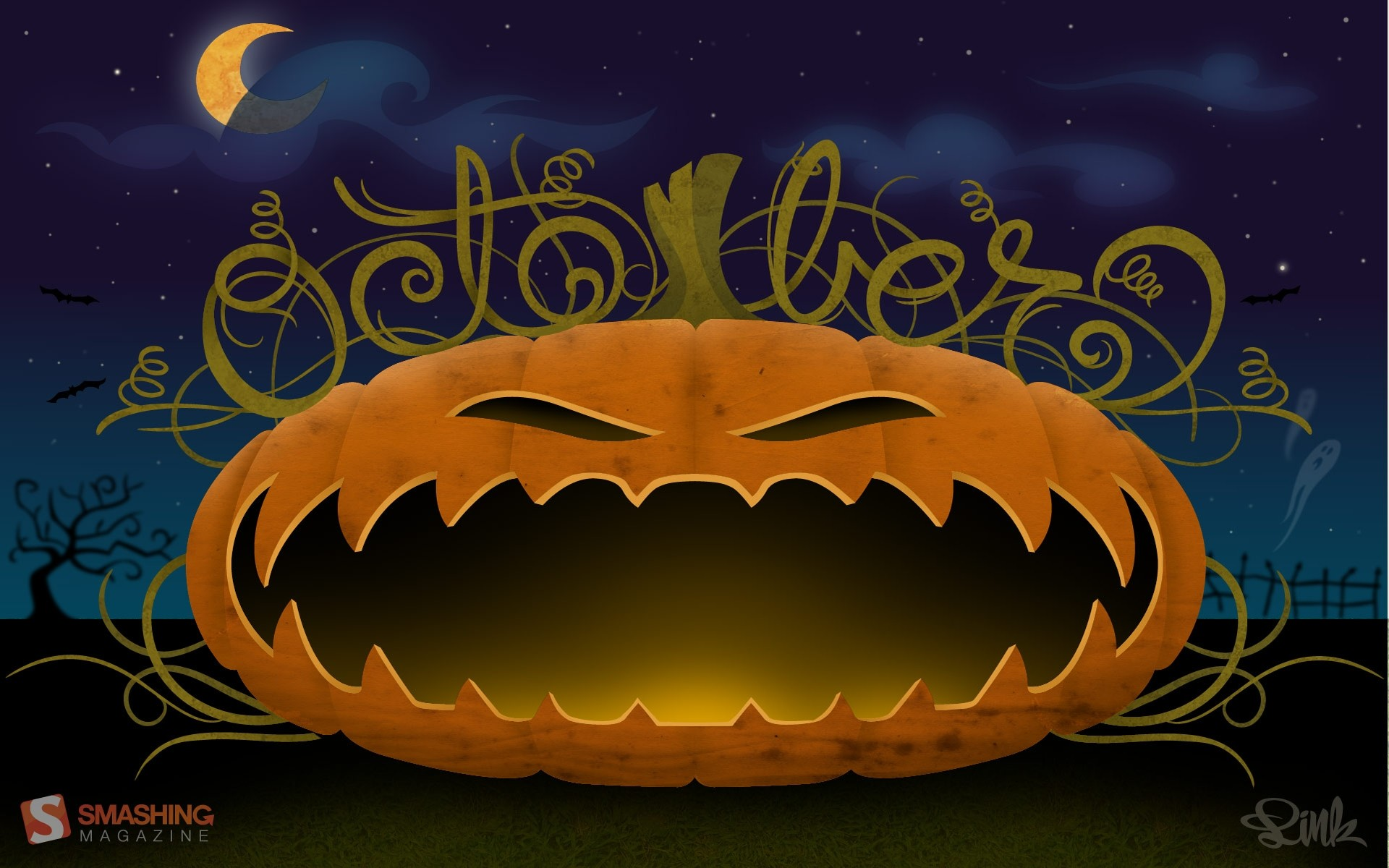 1920x1200 Free Halloween Wallpaper Images