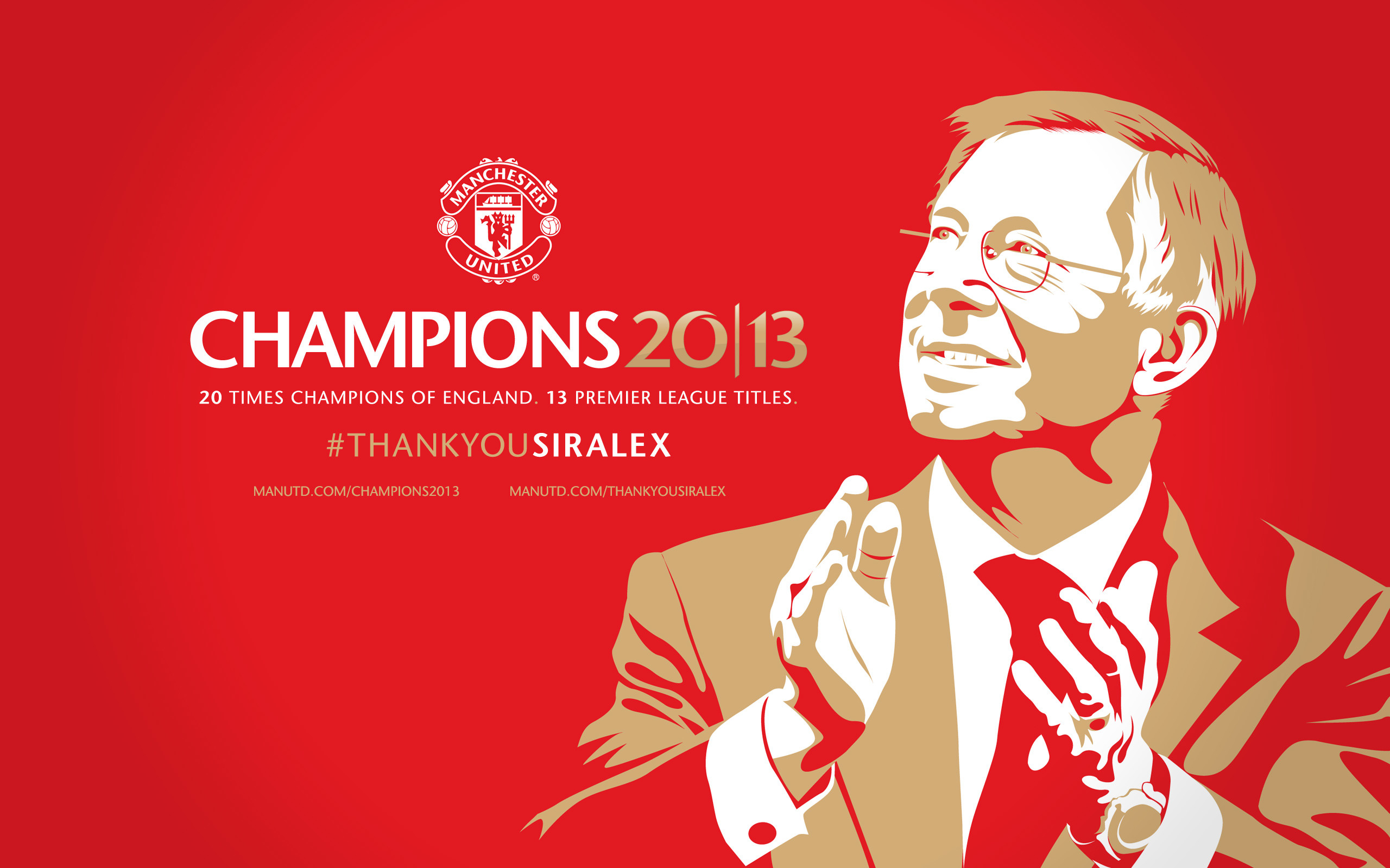 2560x1600 Sir Alex Ferguson Wallpapers
