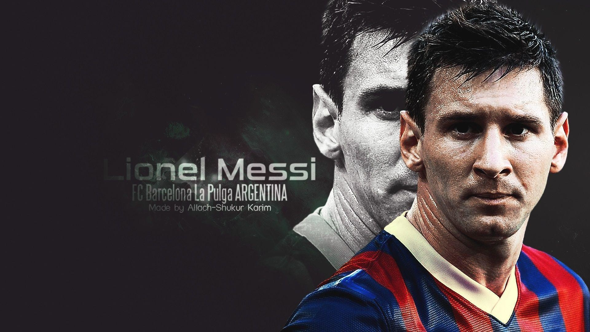 1920x1080 Lionel Messi FC Barcelona Wallpapers HD