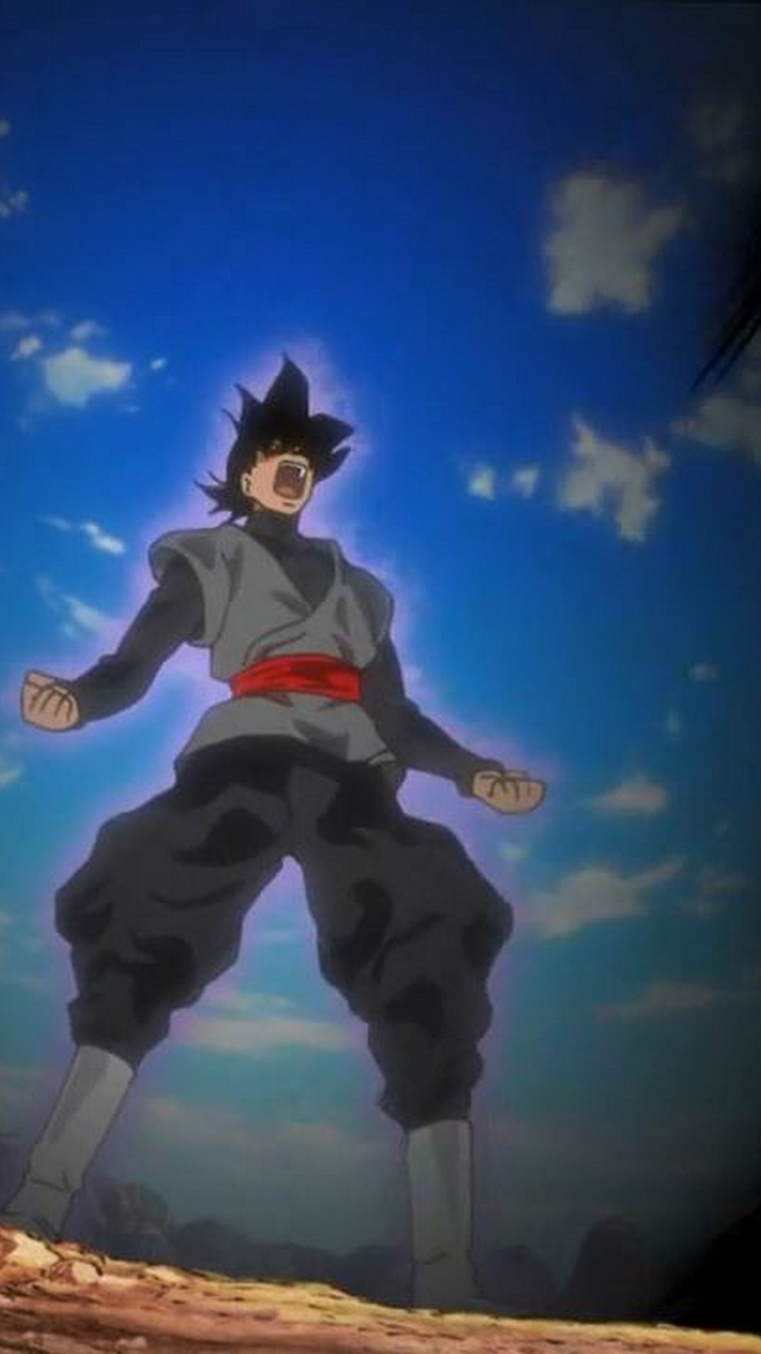 Black Goku Wallpaper Iphone 7 The Best Hd Wallpaper