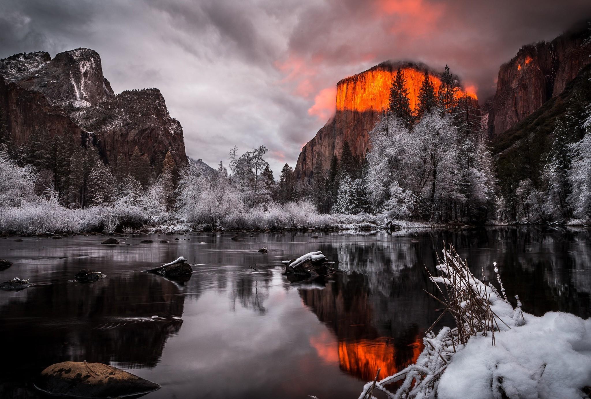 Yosemite National Park Wallpaper HD (58+ Images