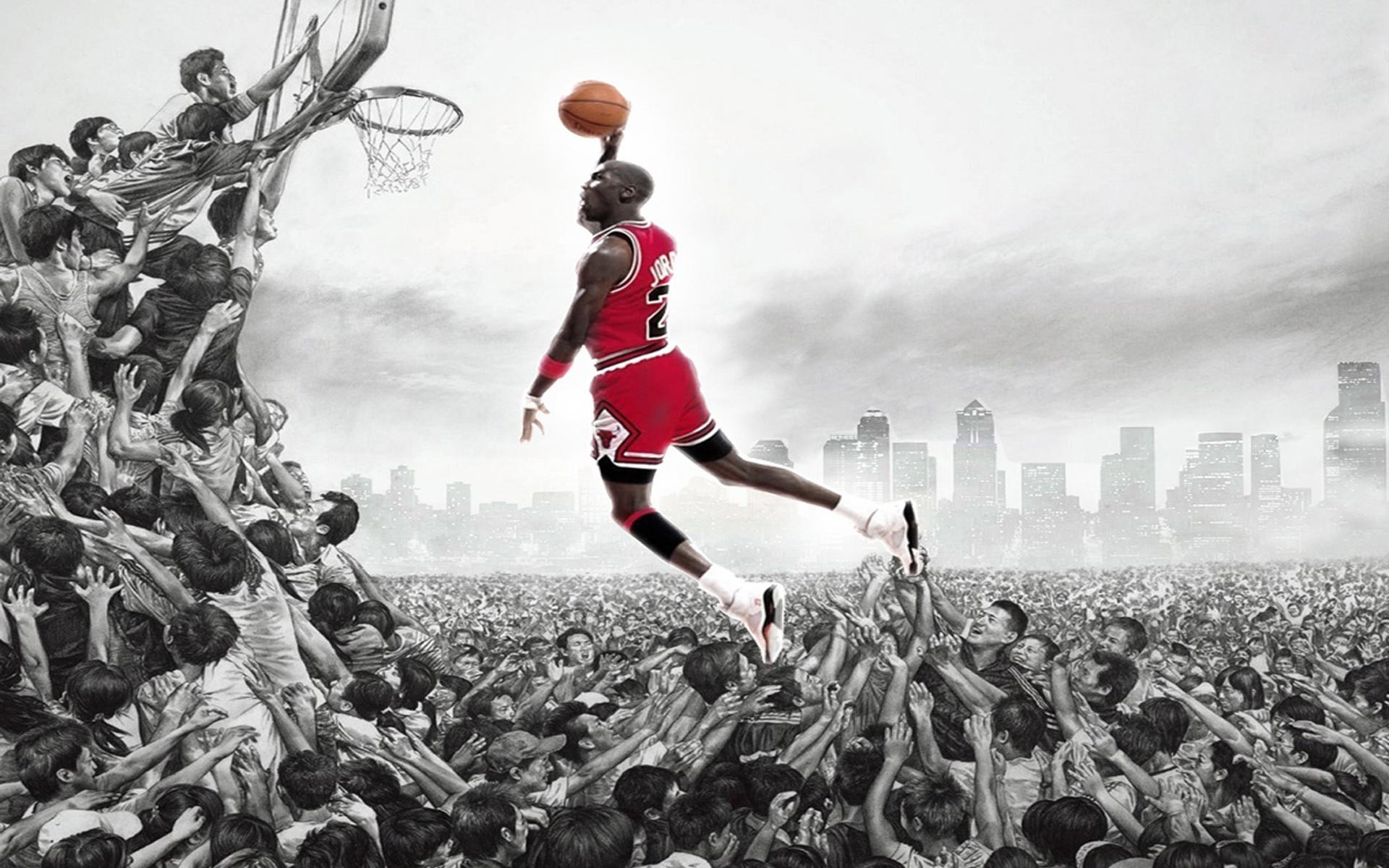 1920x1200 ... Michael Jordan HD Wallpapers 9 ...