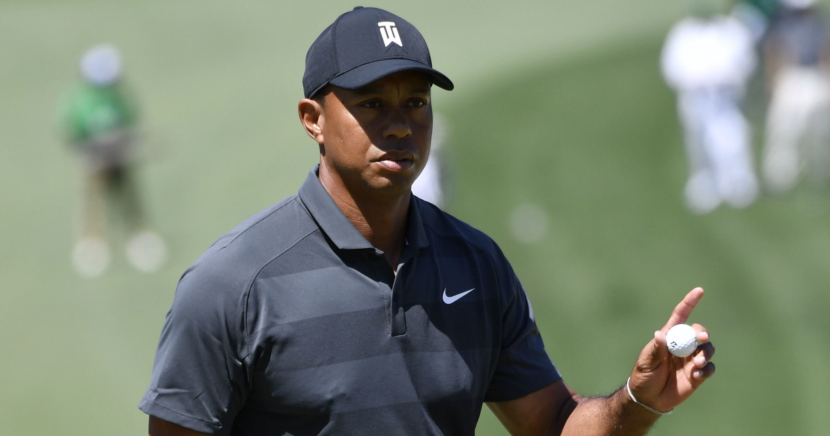 Res: 3200x1680, In his Masters return, Tiger Woods finds success at familiar 16th hole at Augusta  National