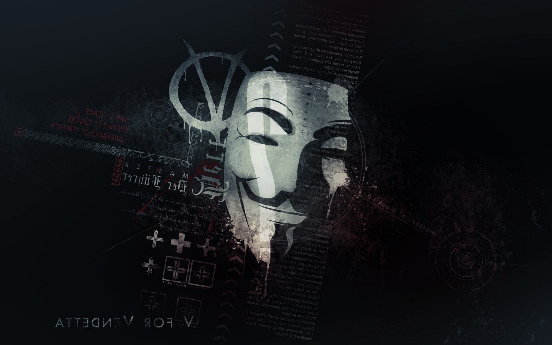 V For Vendetta Mask Wallpaper 78 Images