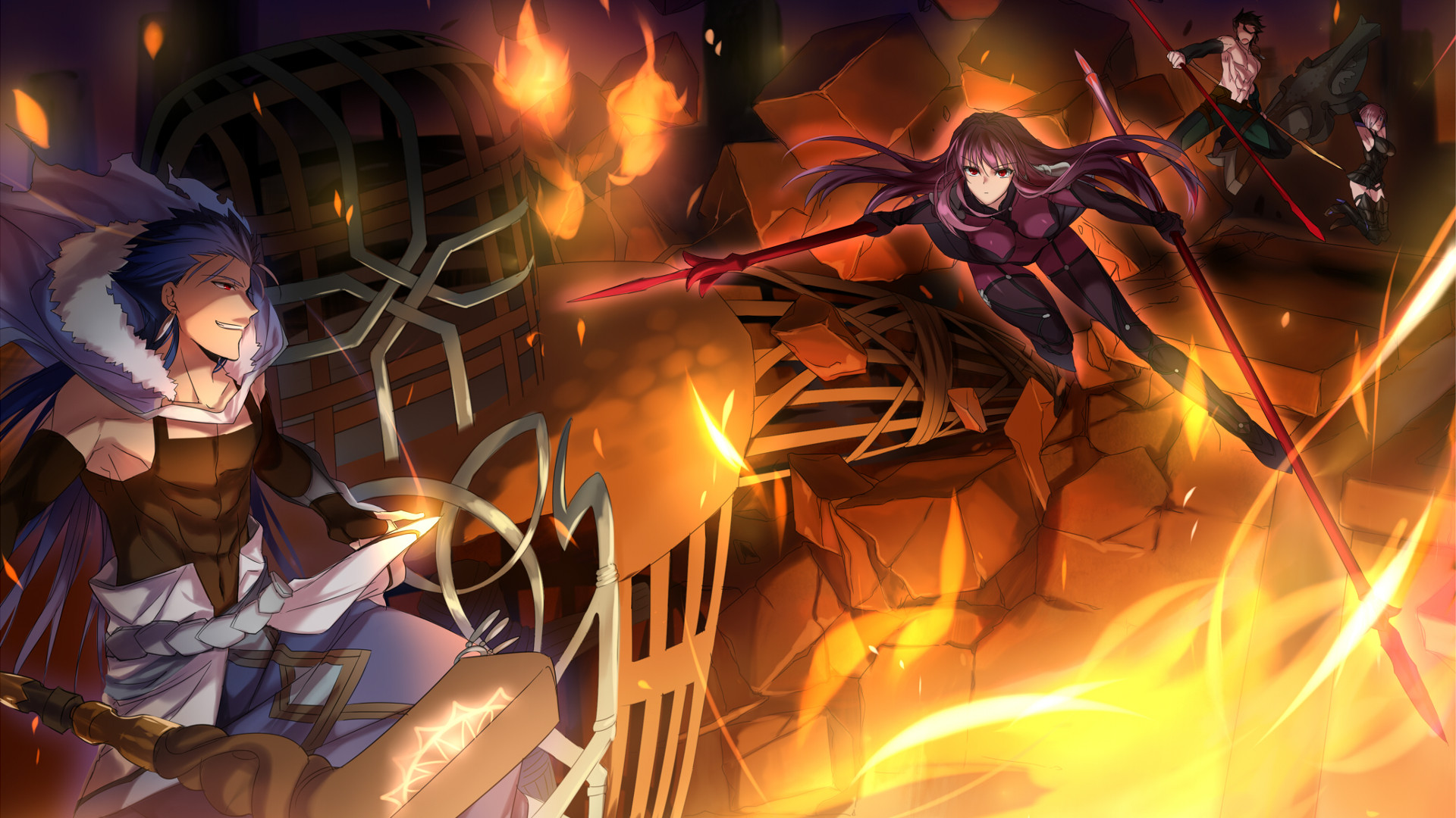 Fate Stay Night Archer Wallpaper 71 Images