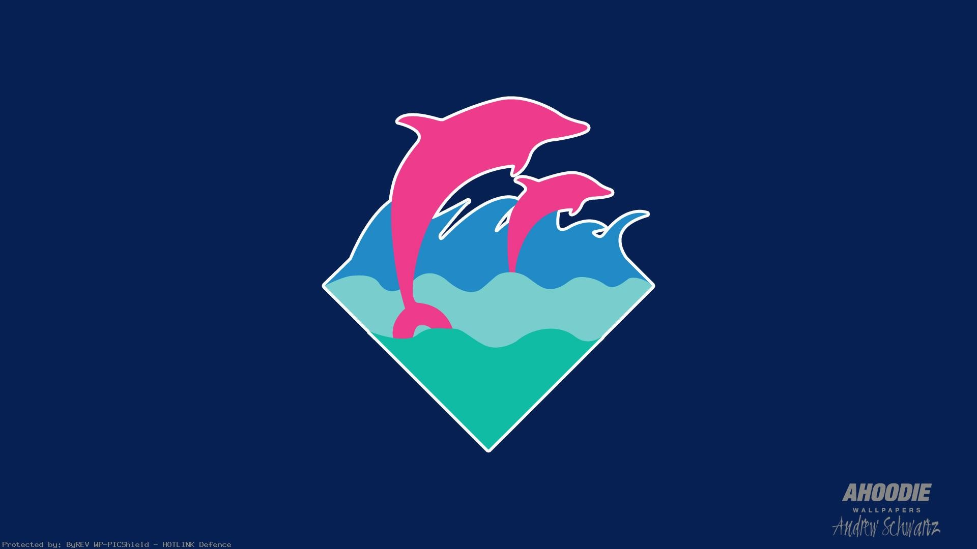 Animated Dolphin Screensavers Wallpaper (46+ images)Pink Dolphin Wallpaper