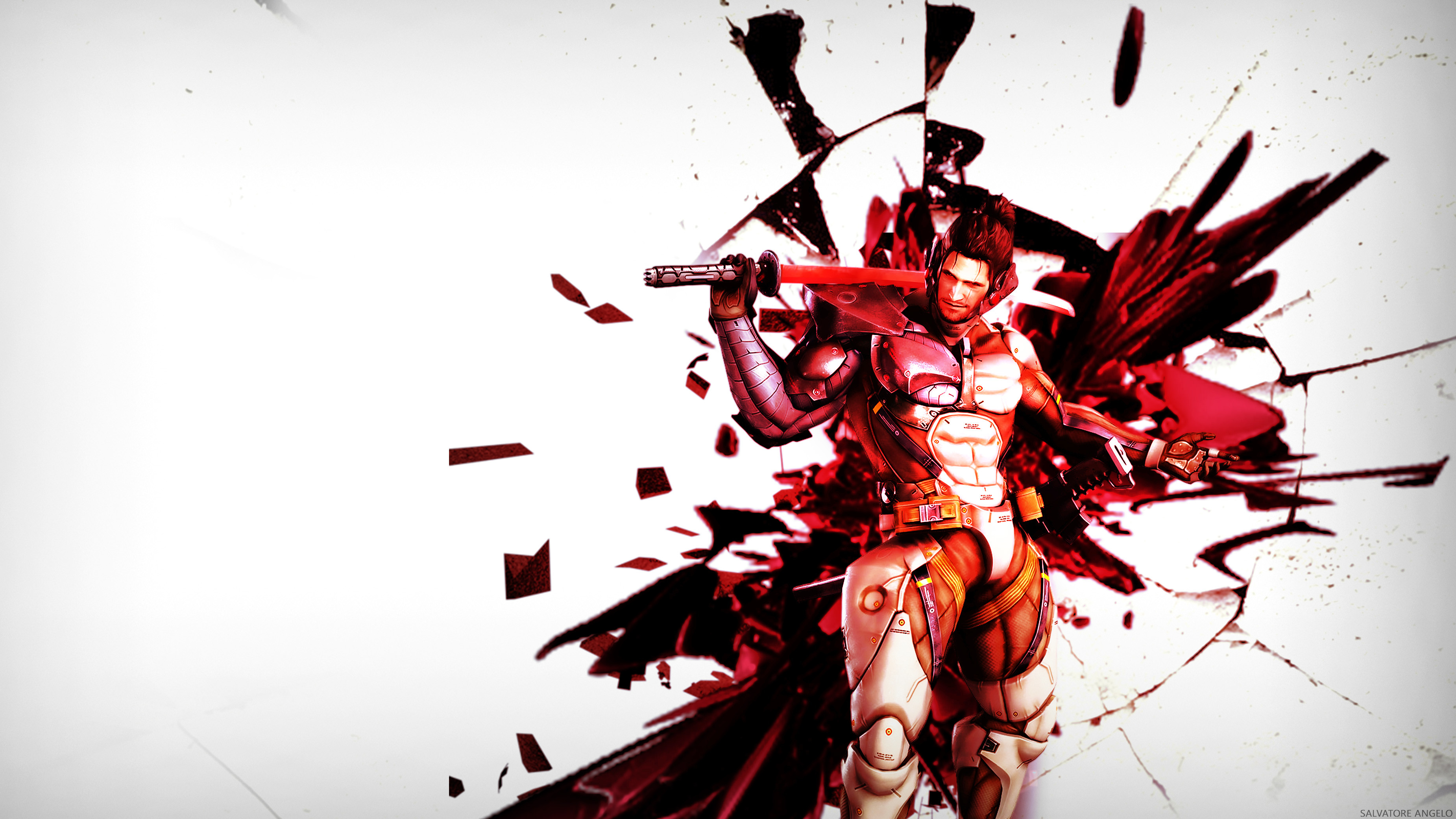 3700x2081 HD Wallpaper | Background ID:564576.  Video Game Metal Gear Rising.  1 Like. Favorite