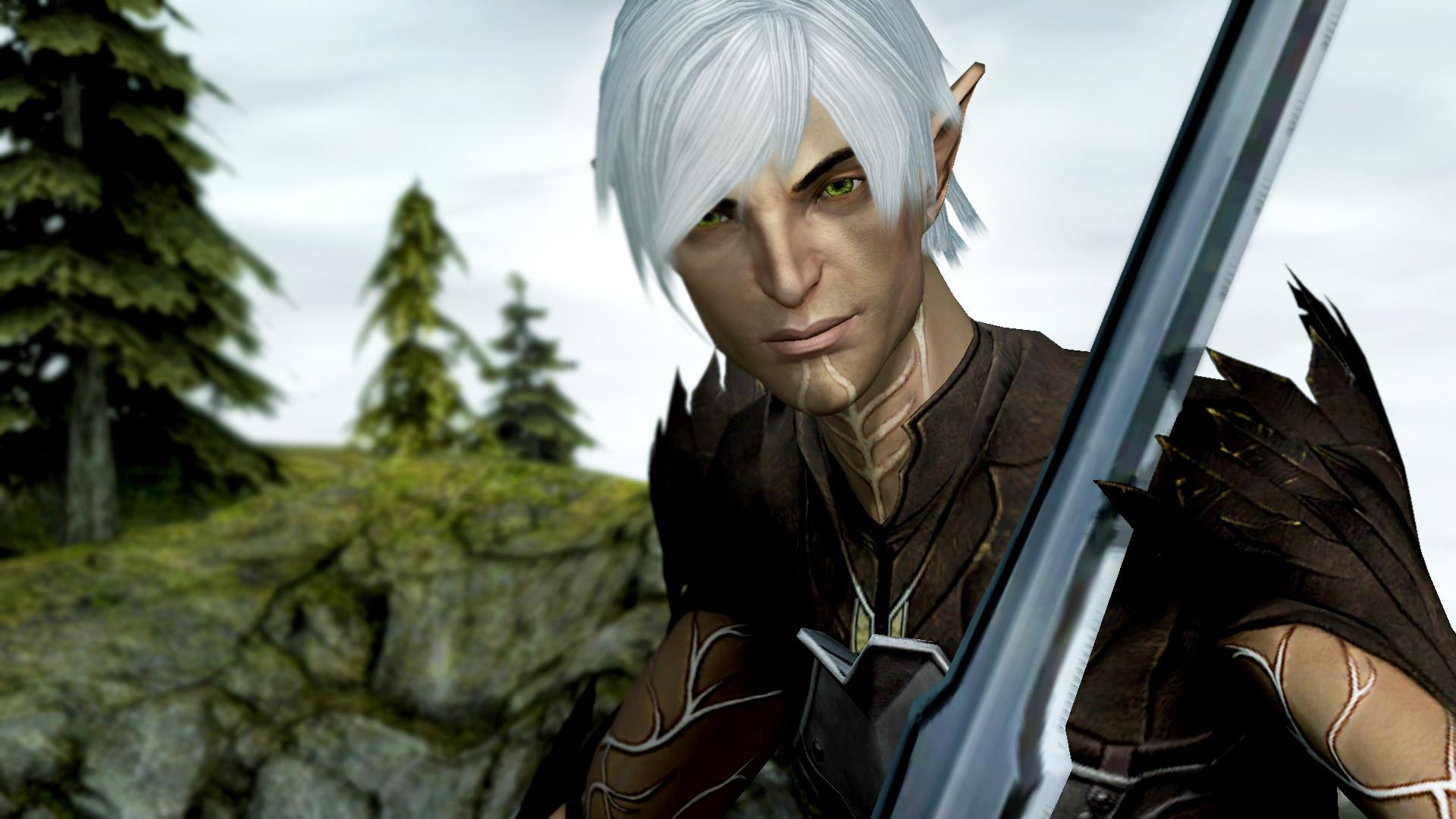 Fenris, Dragon Age 2 by amiima on DeviantArt