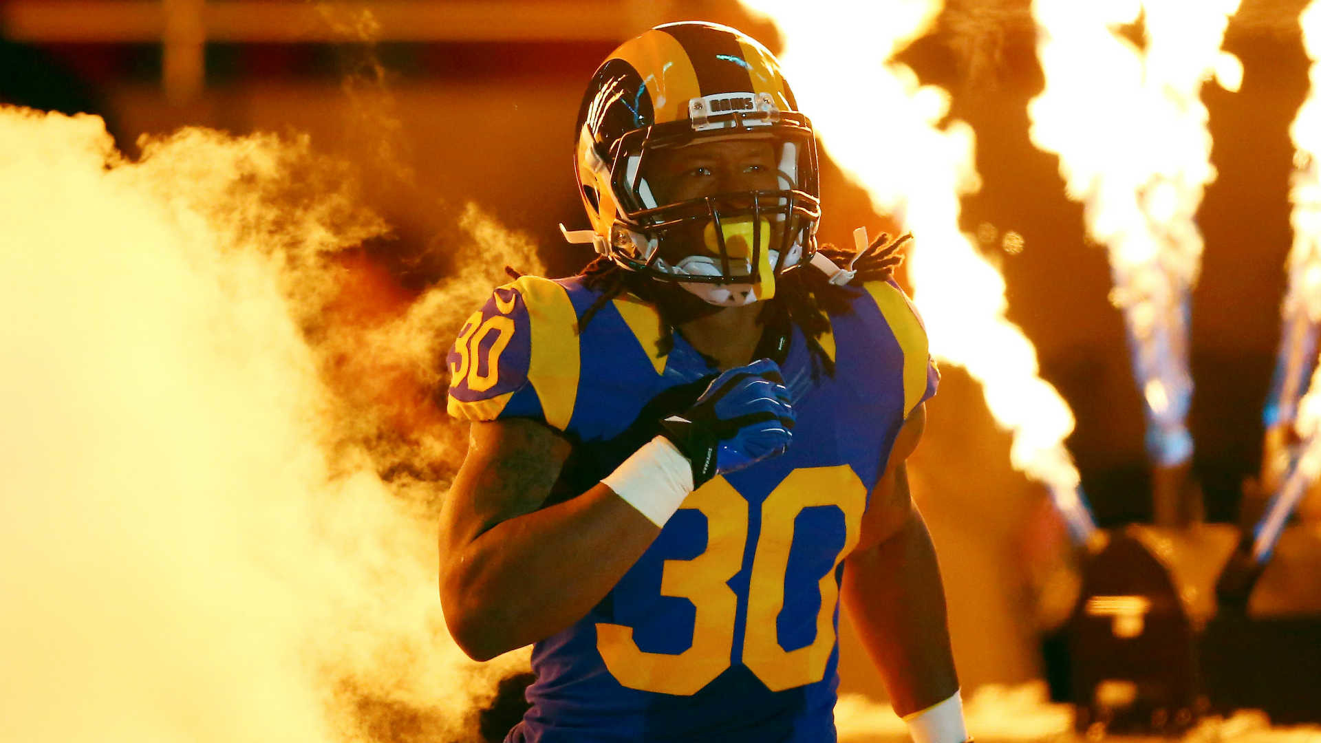 1920x1080 NFL rookie rankings: Todd Gurley dethrones Amari Cooper as top youngster |  Sporting News