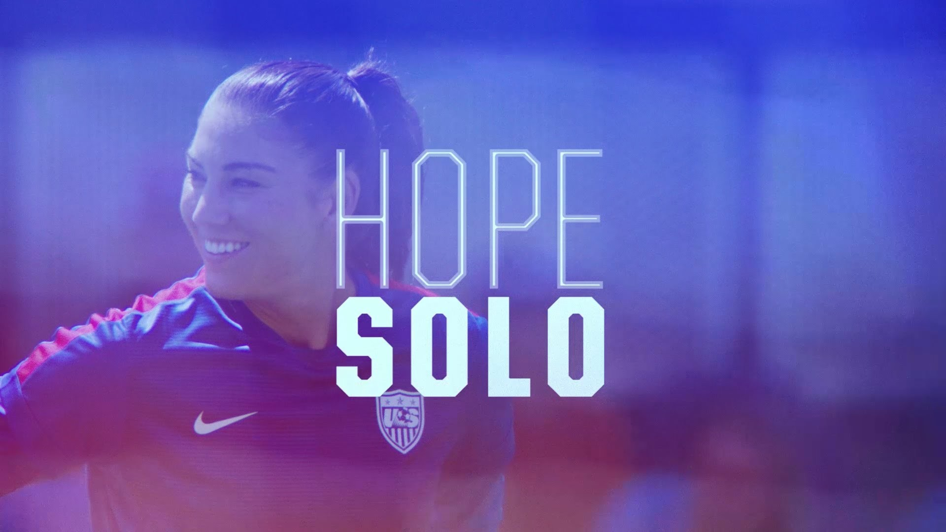 1920x1080 Hope Solo: 2015 #USWNT Roster Video Card