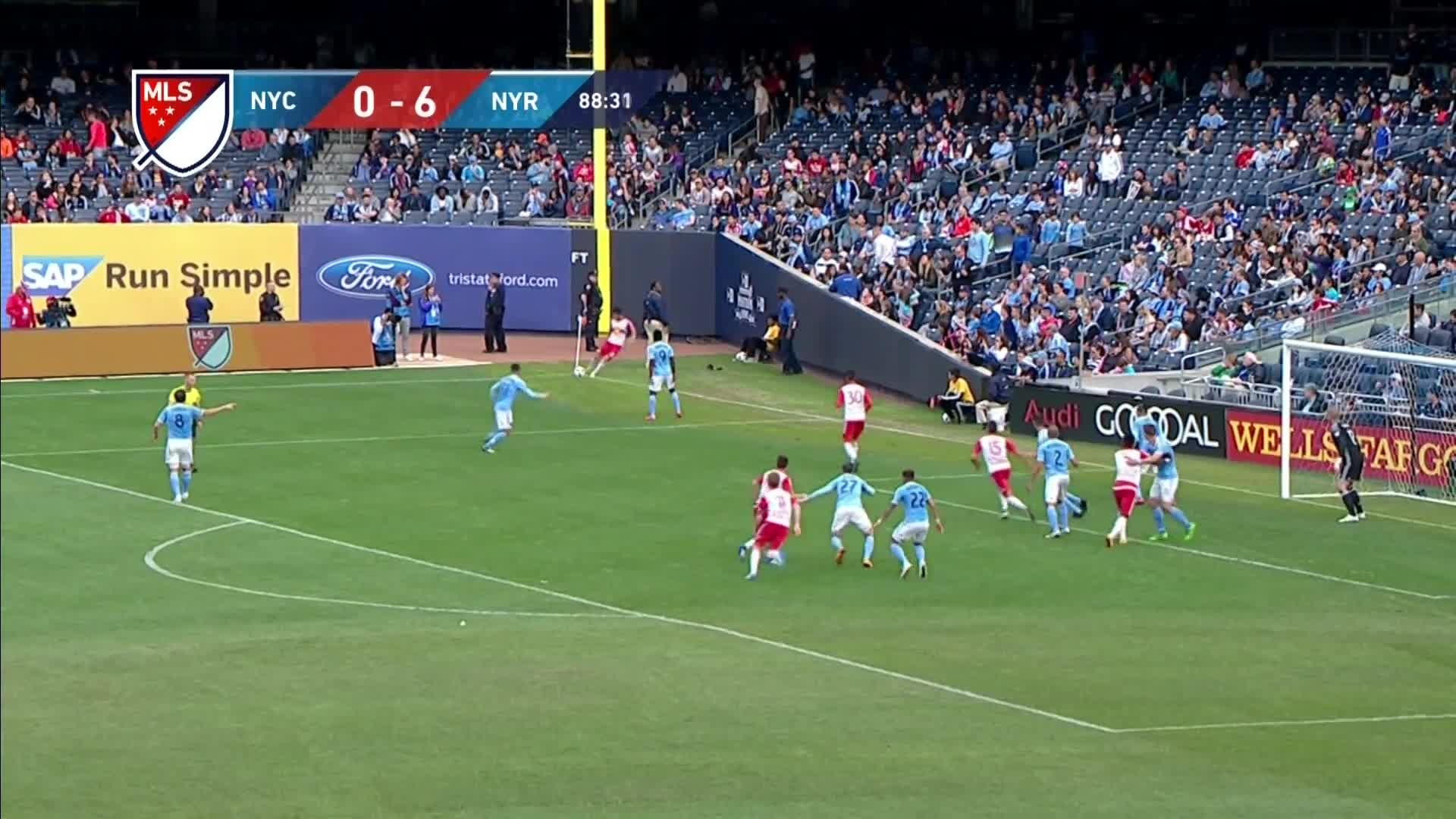 1920x1080 The New York derby was one to forget for New York City FC as they lost