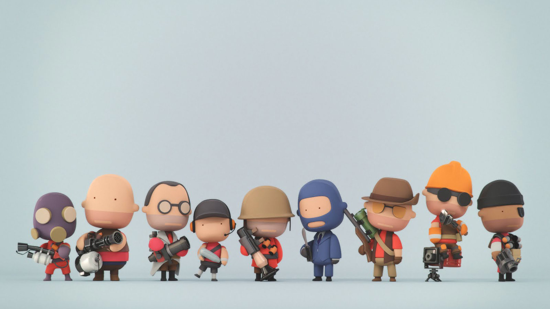 1920x1080 Team Fortress 2 Image