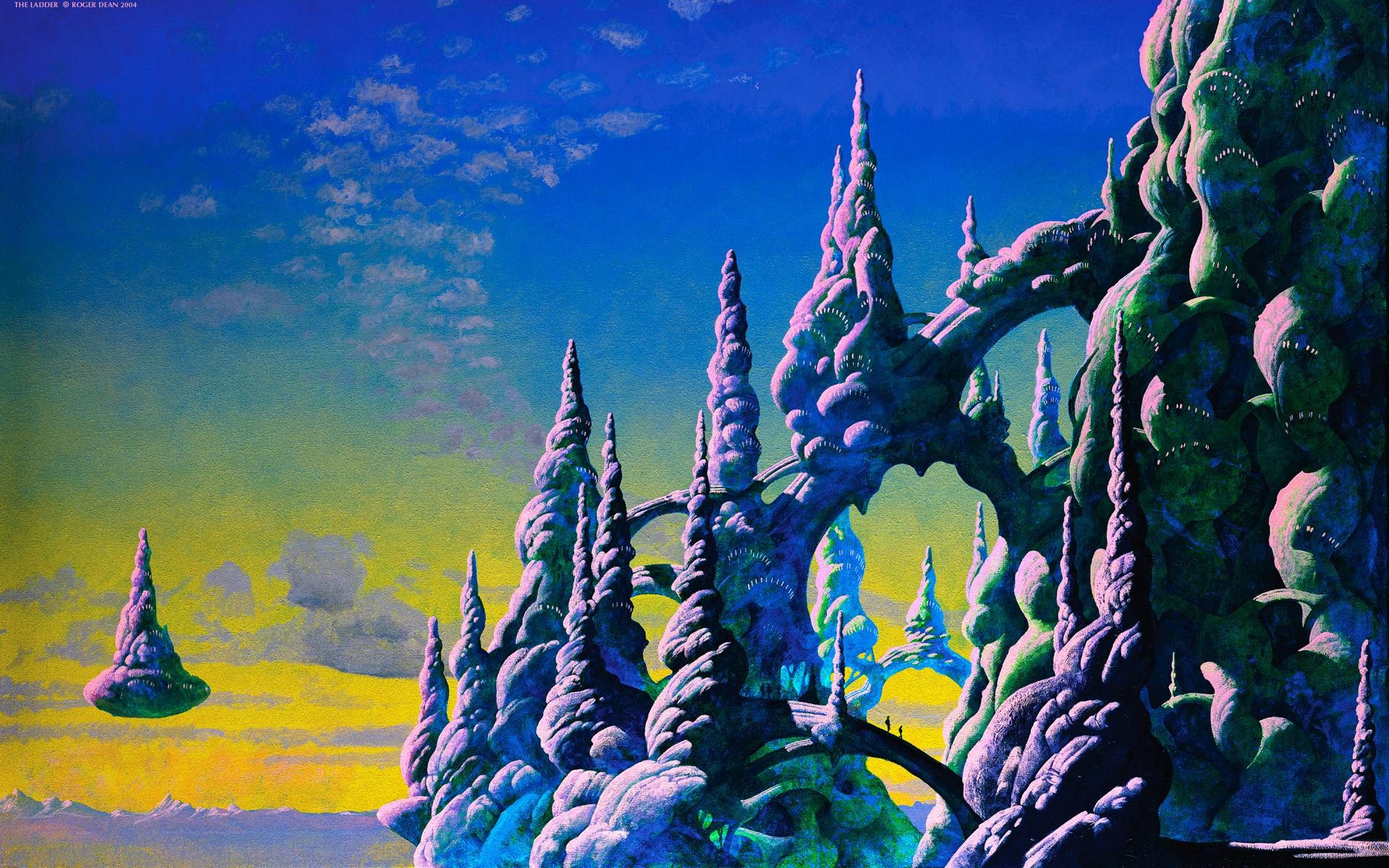 1920x1200 Wallpapers Roger Dean High Quality And Resolution Ii