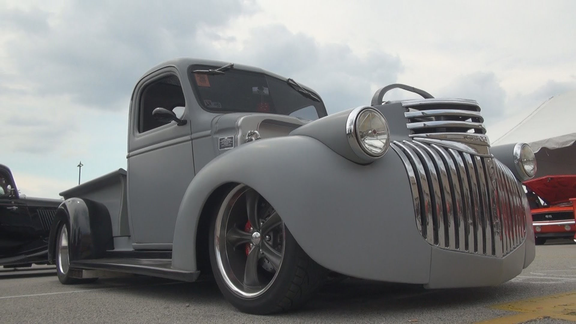 1920x1080 1946 Chevy Hot Rod/Rat Rod Pickup Truck - 2015 NSRA Nationals - YouTube