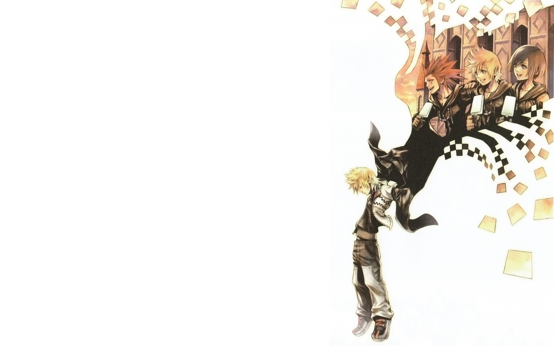 1920x1200 Kingdom Hearts Wallpaper HD 9013