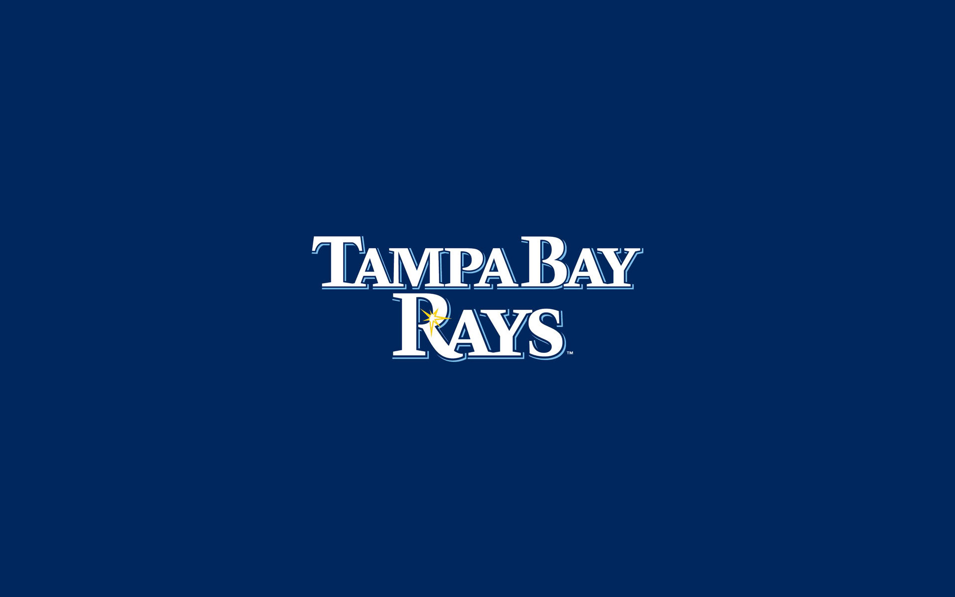 1920x1200 TAMPA BAY RAYS baseball mlb hi wallpaper background