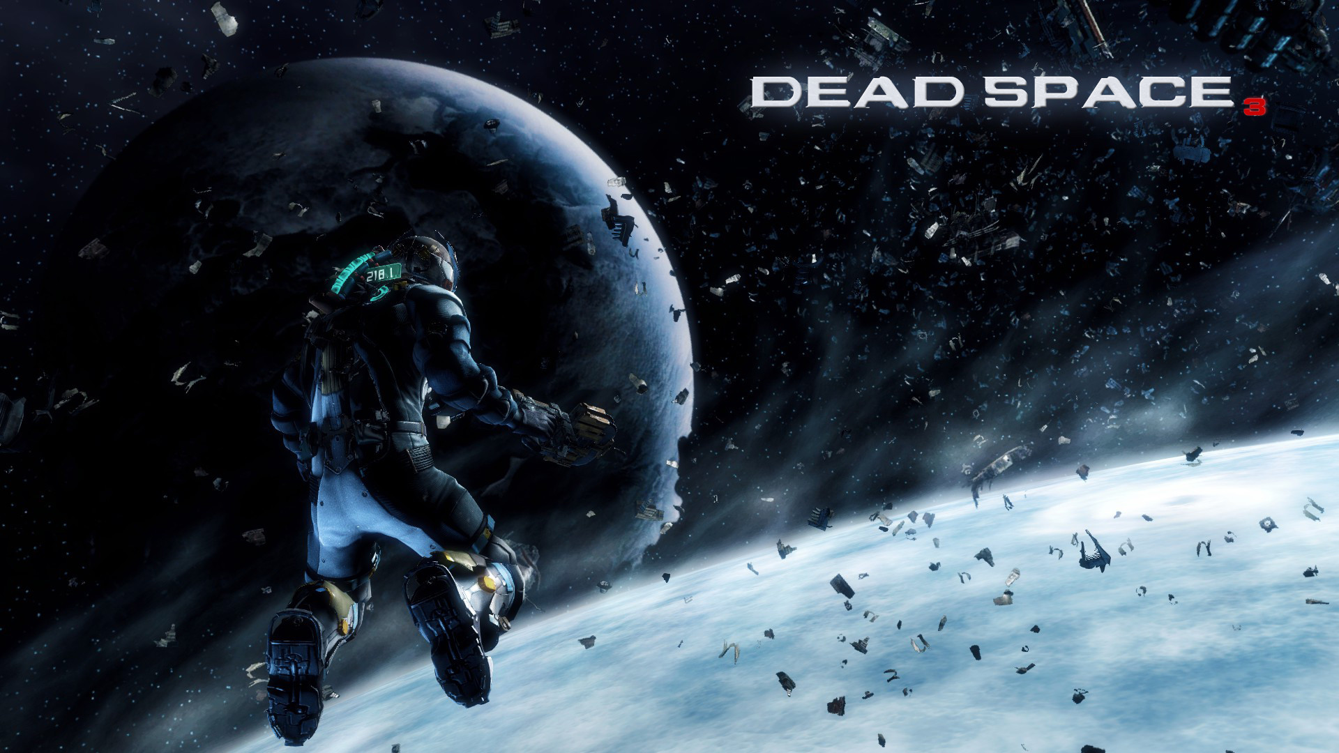 1920x1080 Made a Dead Space 3 Wallpaper [] ...