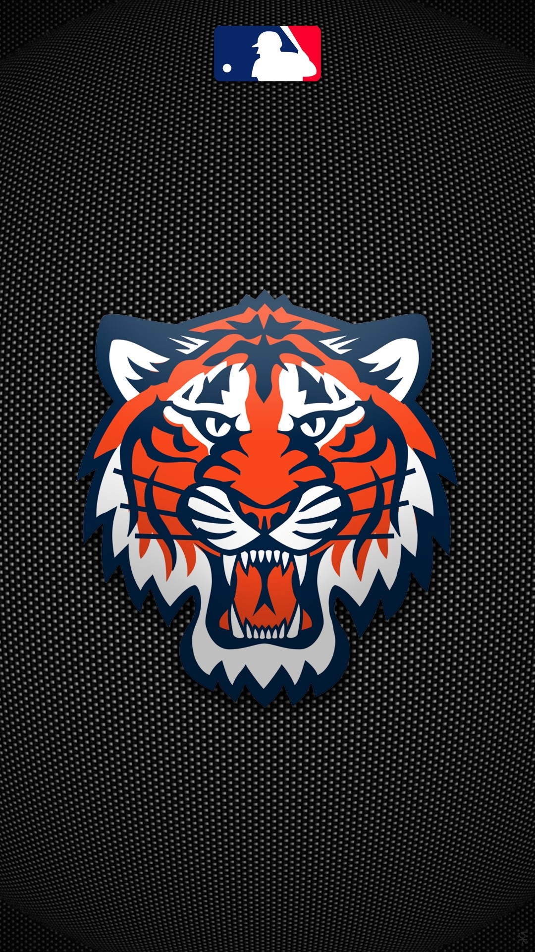 Detroit Tigers Iphone 6 Plus Hd Background with regard to Detroit Tigers