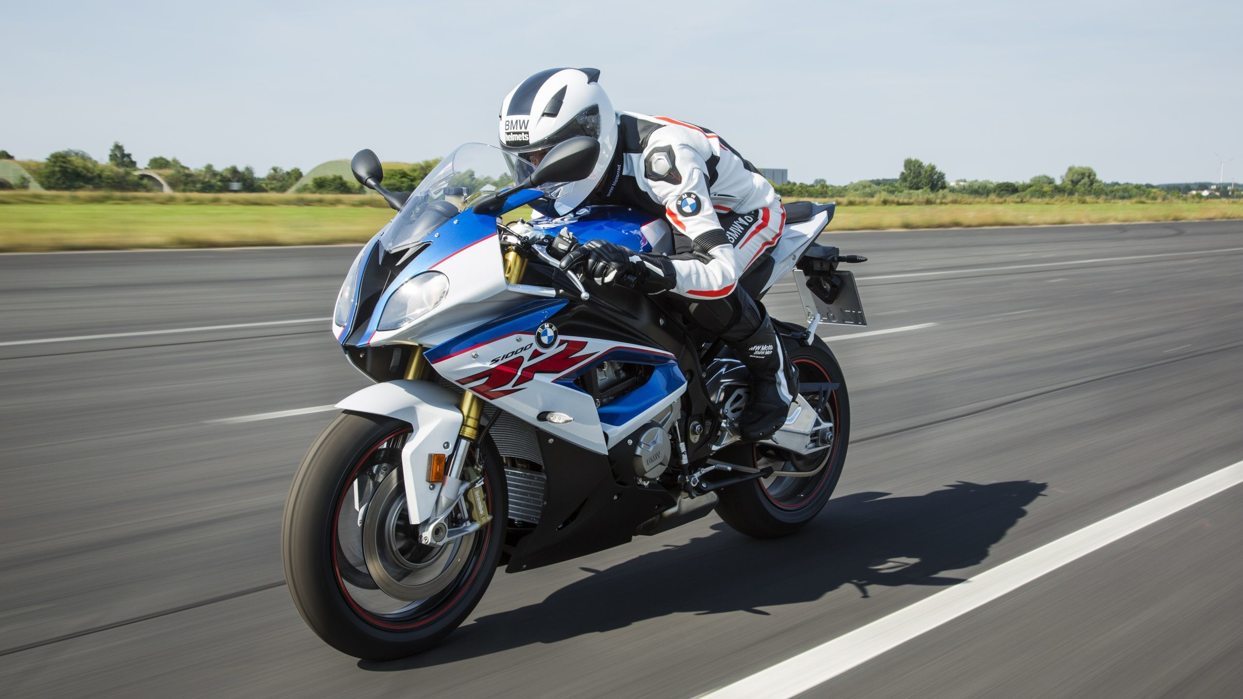 2560x1440 BMW S1000RR Wallpapers