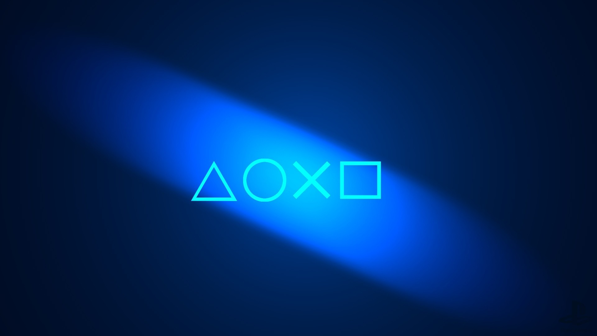 1920x1080 21 April, 2018 -  Playstation Logo Picture
