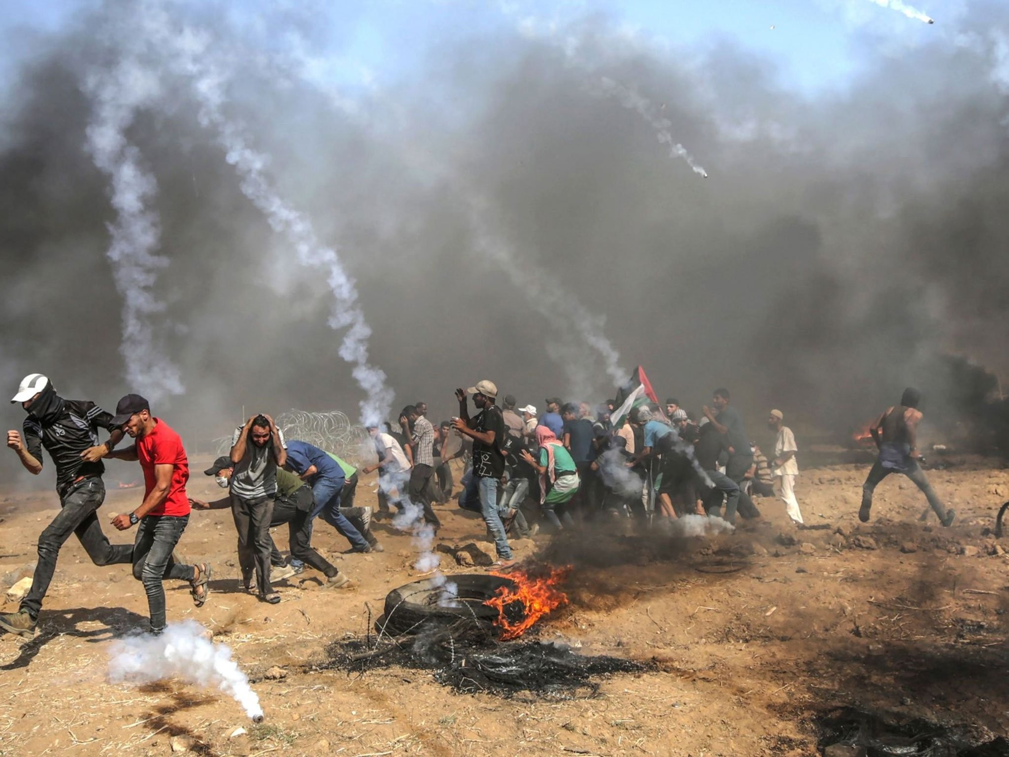 2048x1536 Israeli lethal force in Gaza may be war crime, says Human Rights Watch
