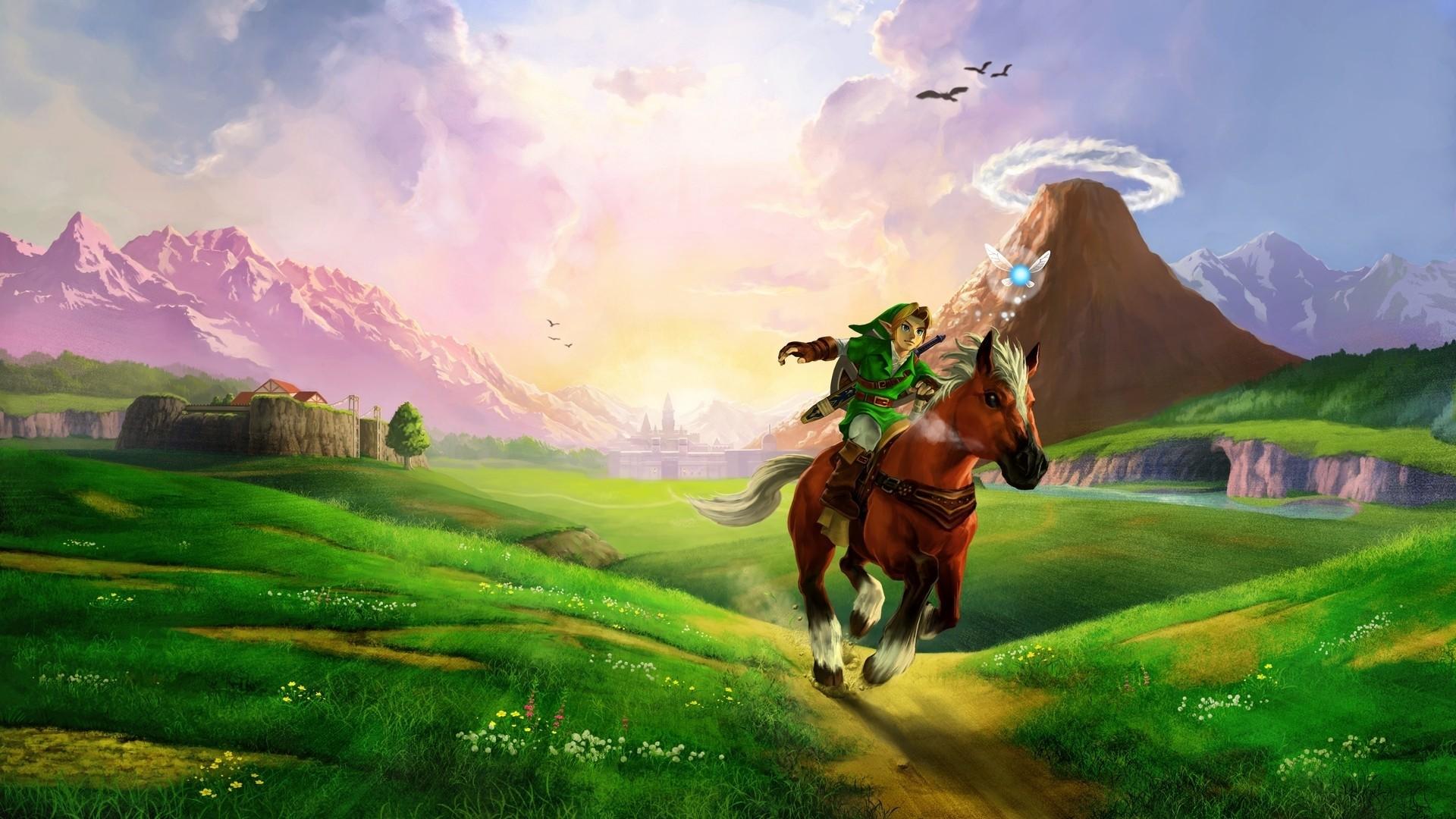 Legend of Zelda Desktop Wallpaper (80+