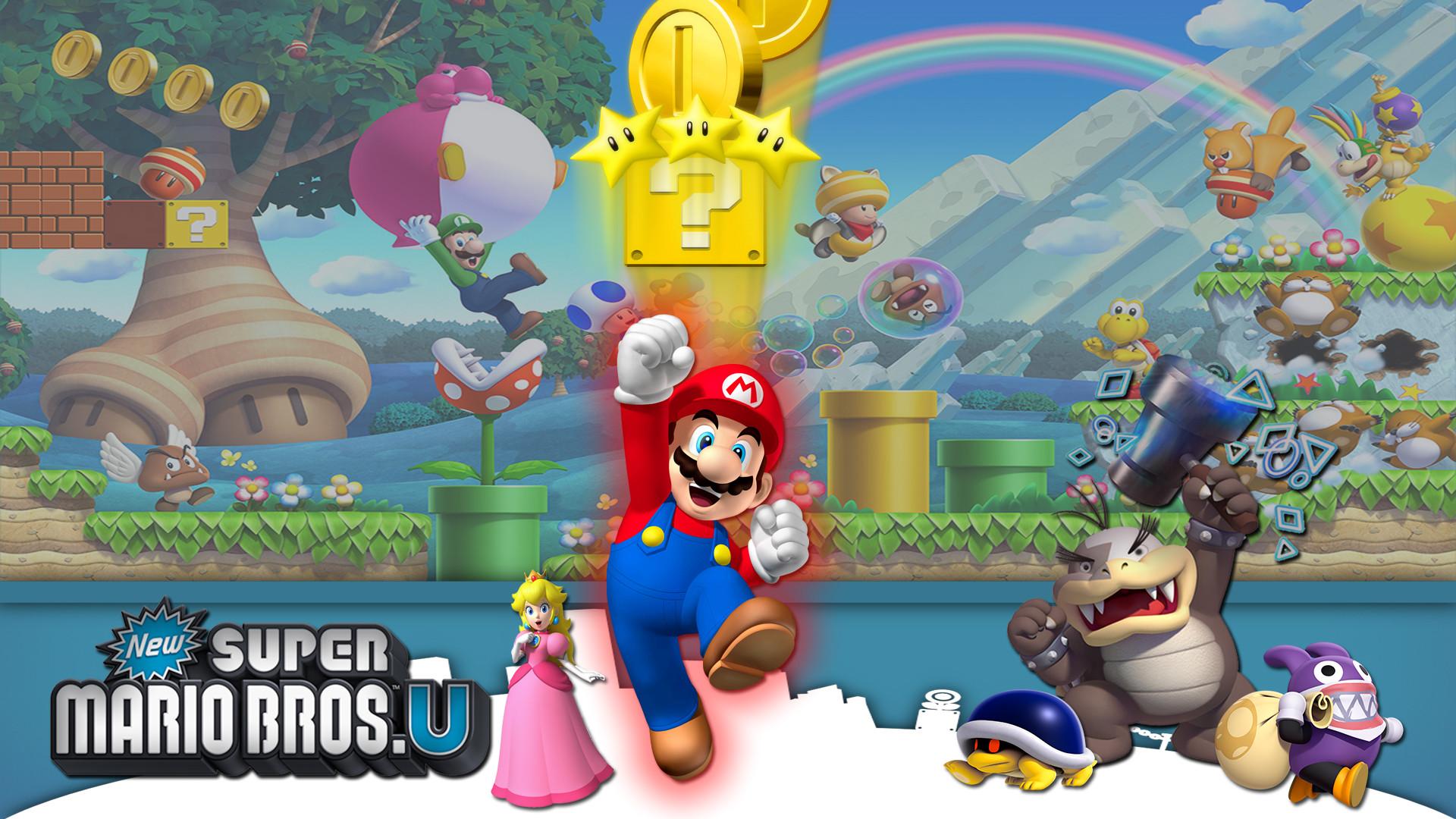 Super Mario Bros Live Wallpaper (61+ images)