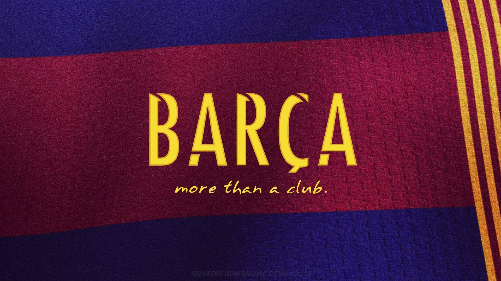 Download Fc Barcelona Logo Wallpaper