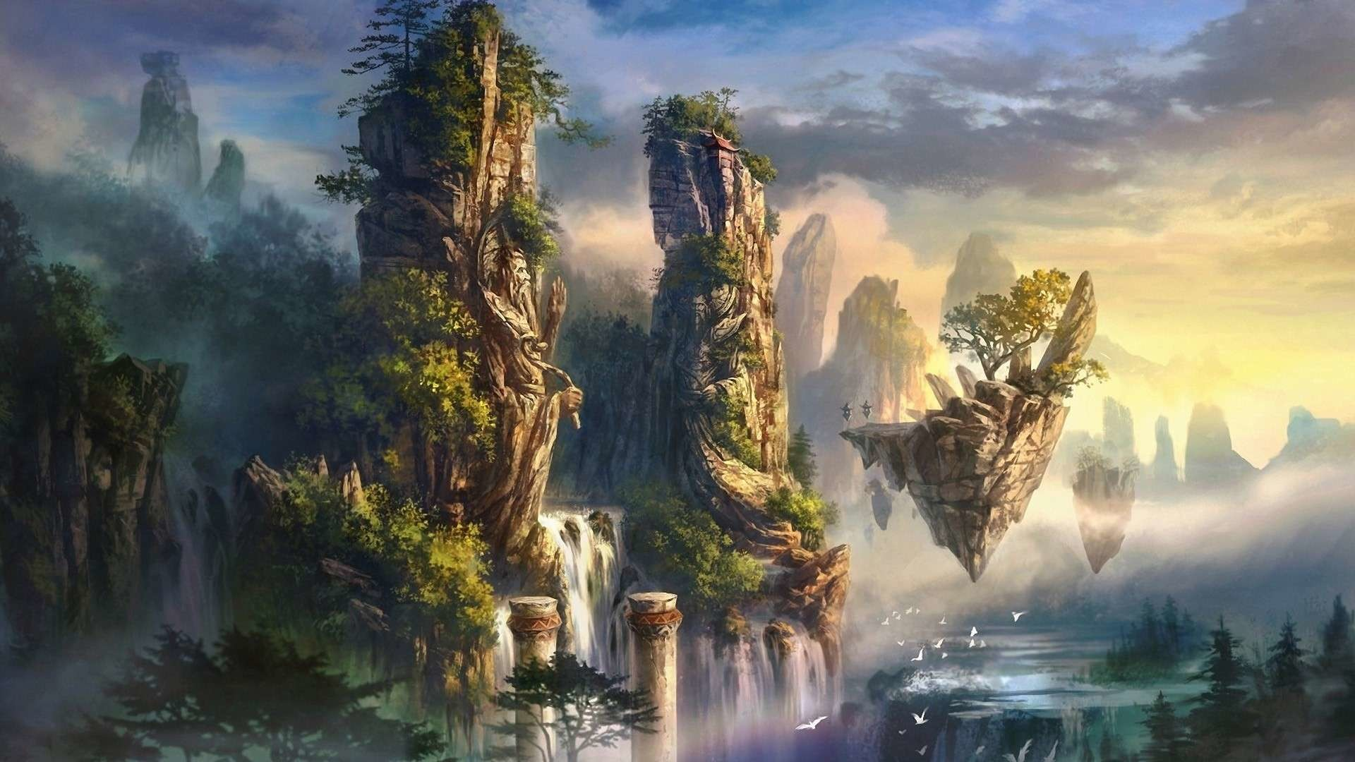 Fantasy Art Backgrounds (79+ Images