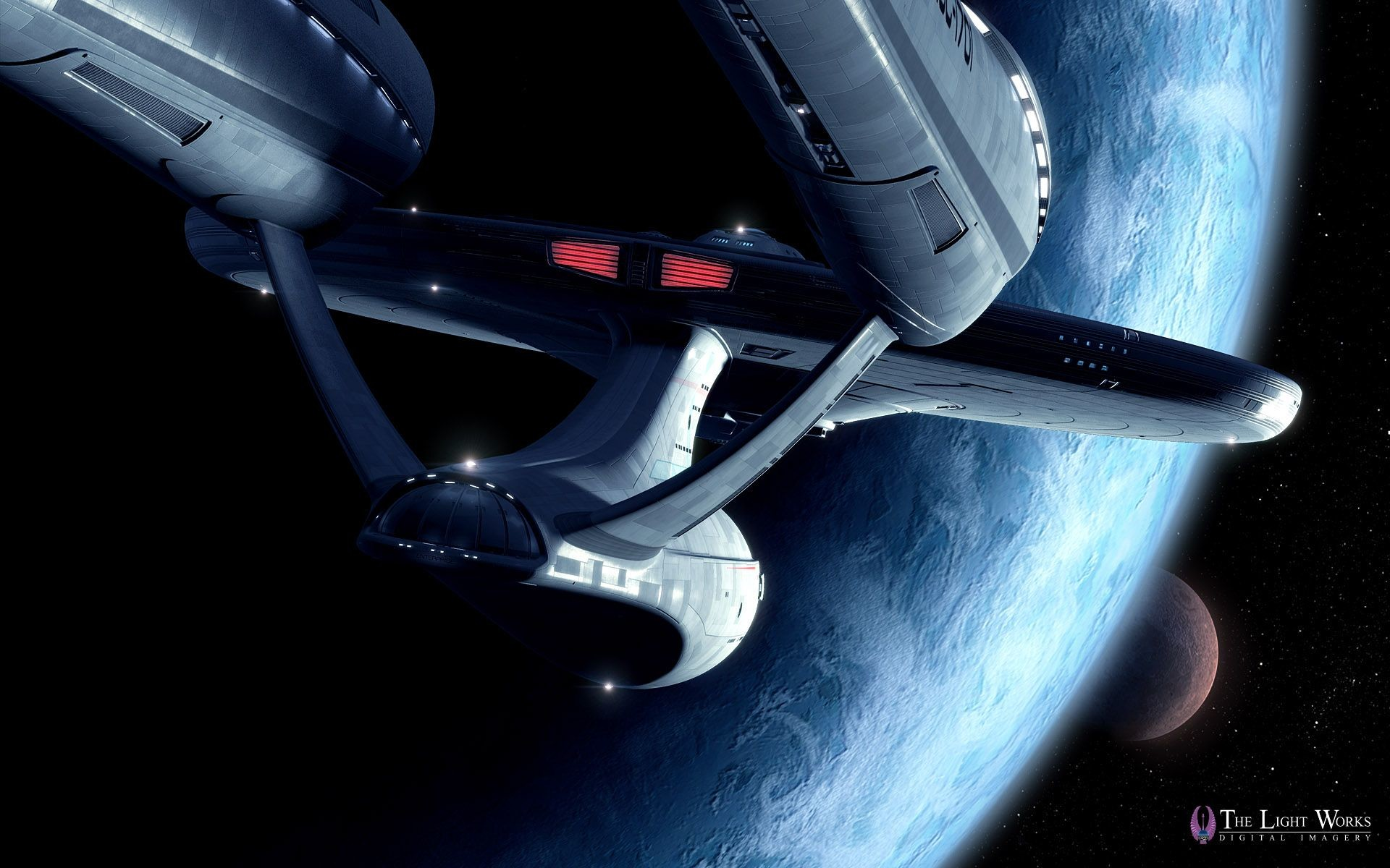 1920x1200 USS Enterprise Wallpapers