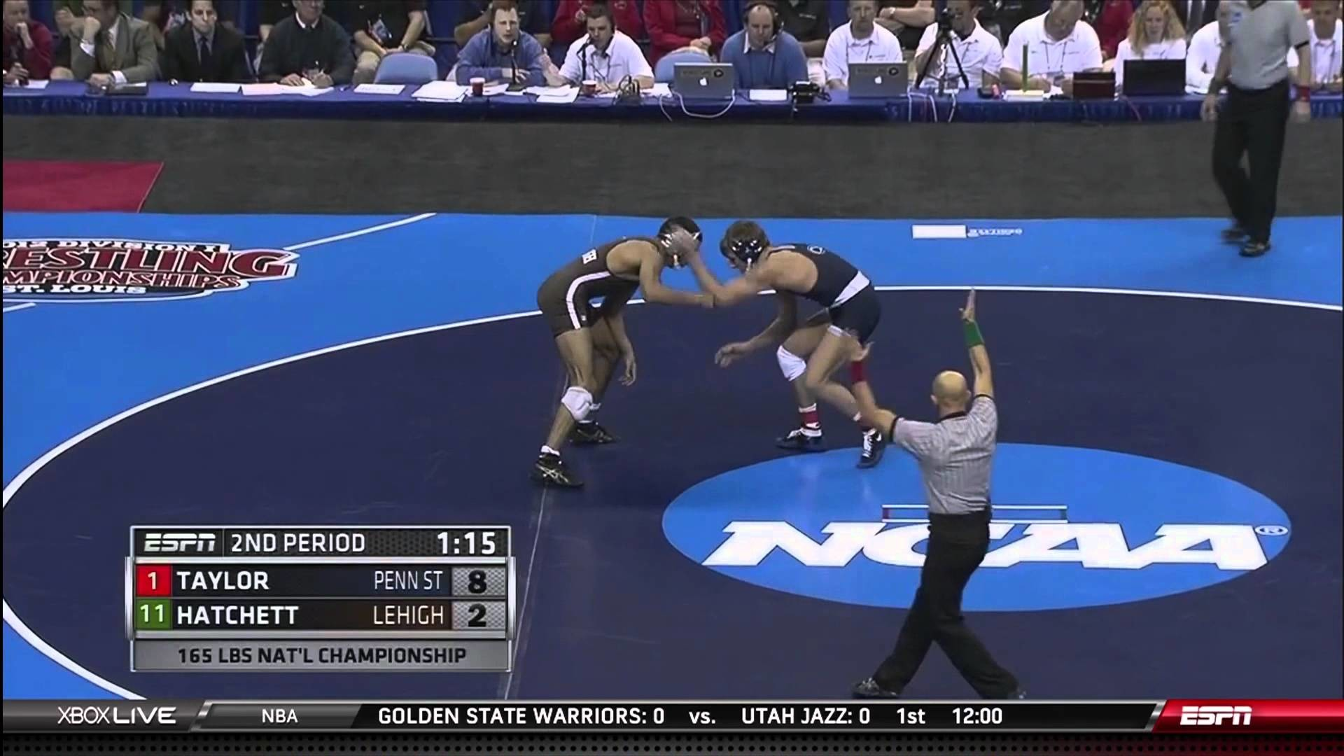 1920x1080 NCAA Wrestling National Championships Division 1 David Taylor vs. Brandon  Hatchett - YouTube